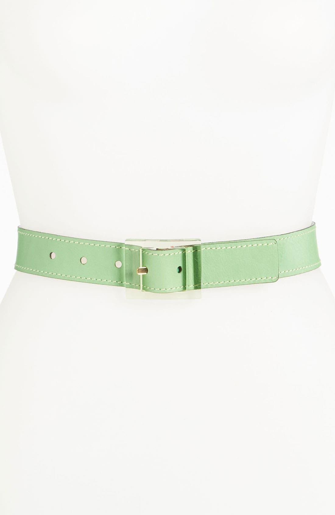 Alternate Image 2  - kate spade new york reversible leather belt
