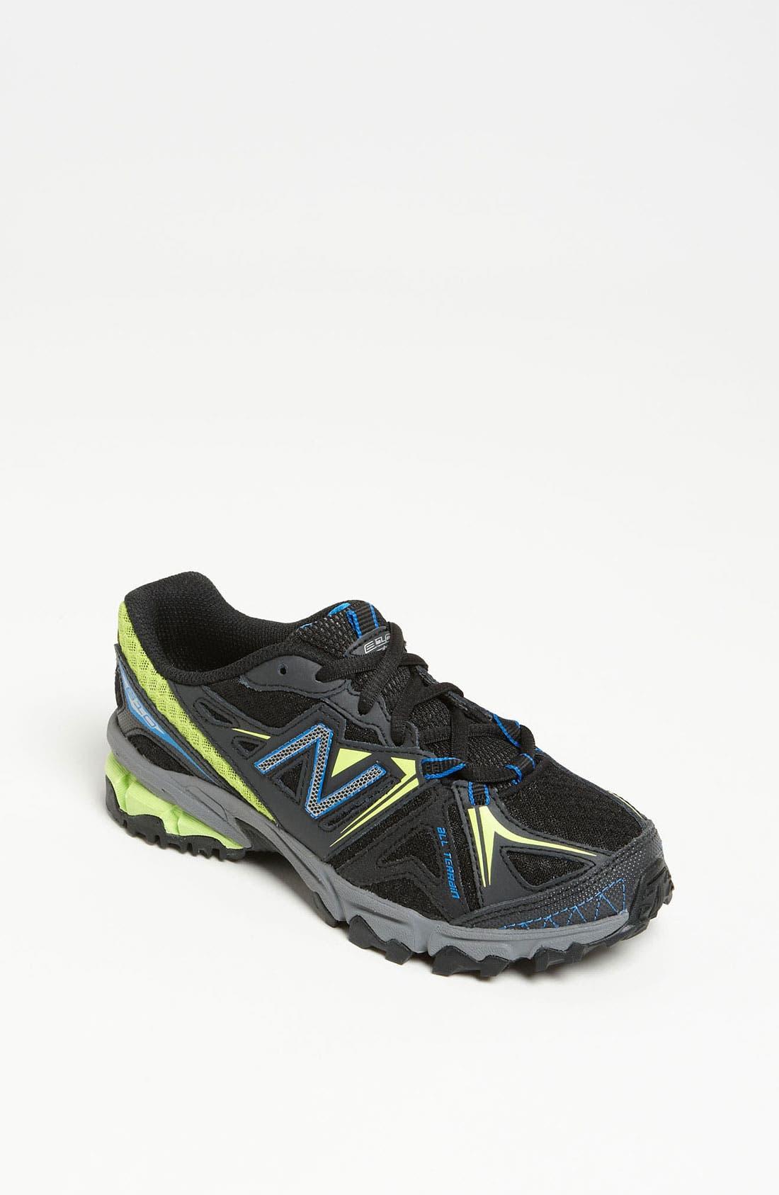 Main Image - New Balance 'Takedown 610' Trail Running Shoe (Toddler, Little Kid & Big Kid)