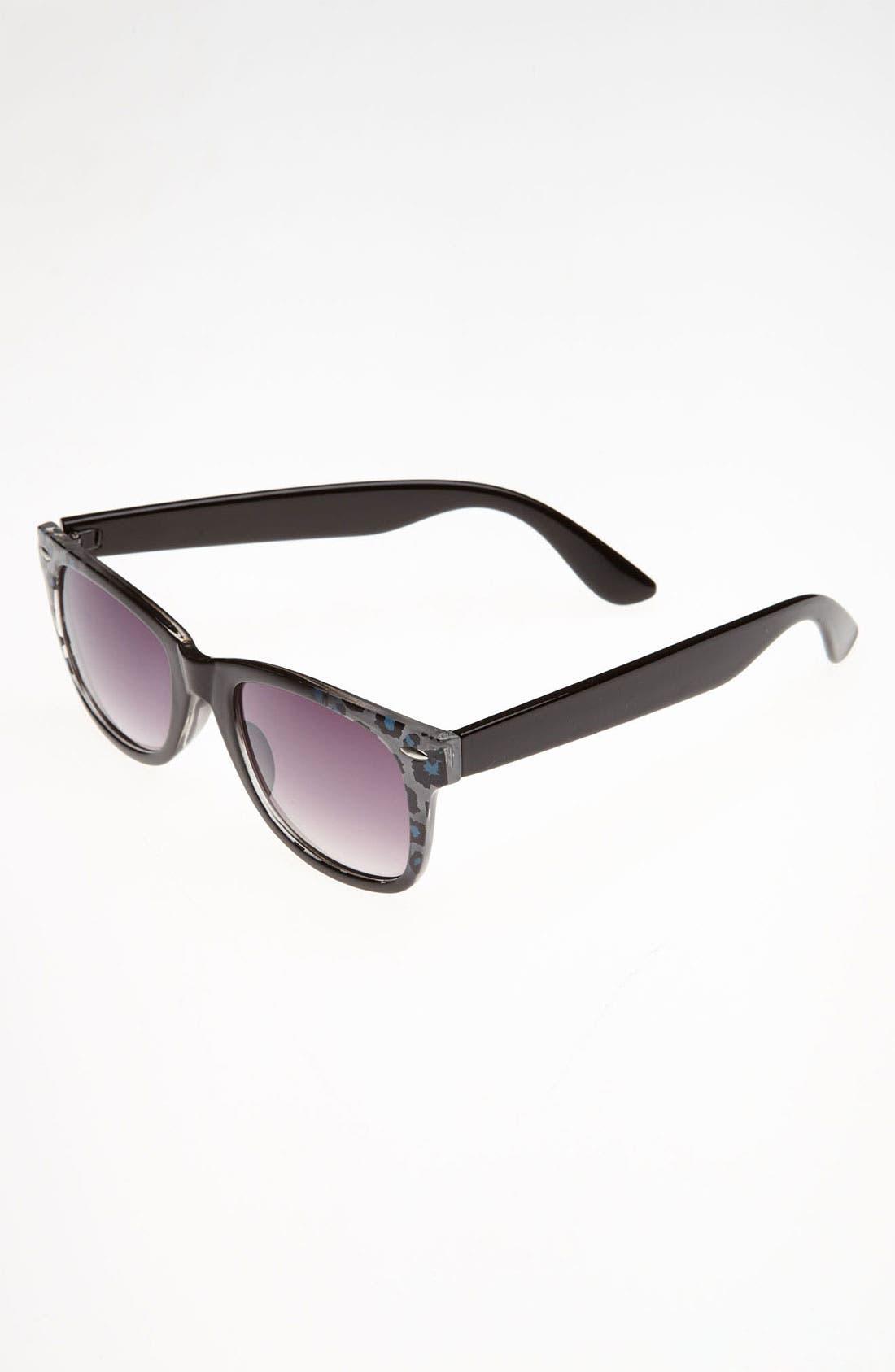 Main Image - Icon Eyewear 'Leopard' Sunglasses (Girls)