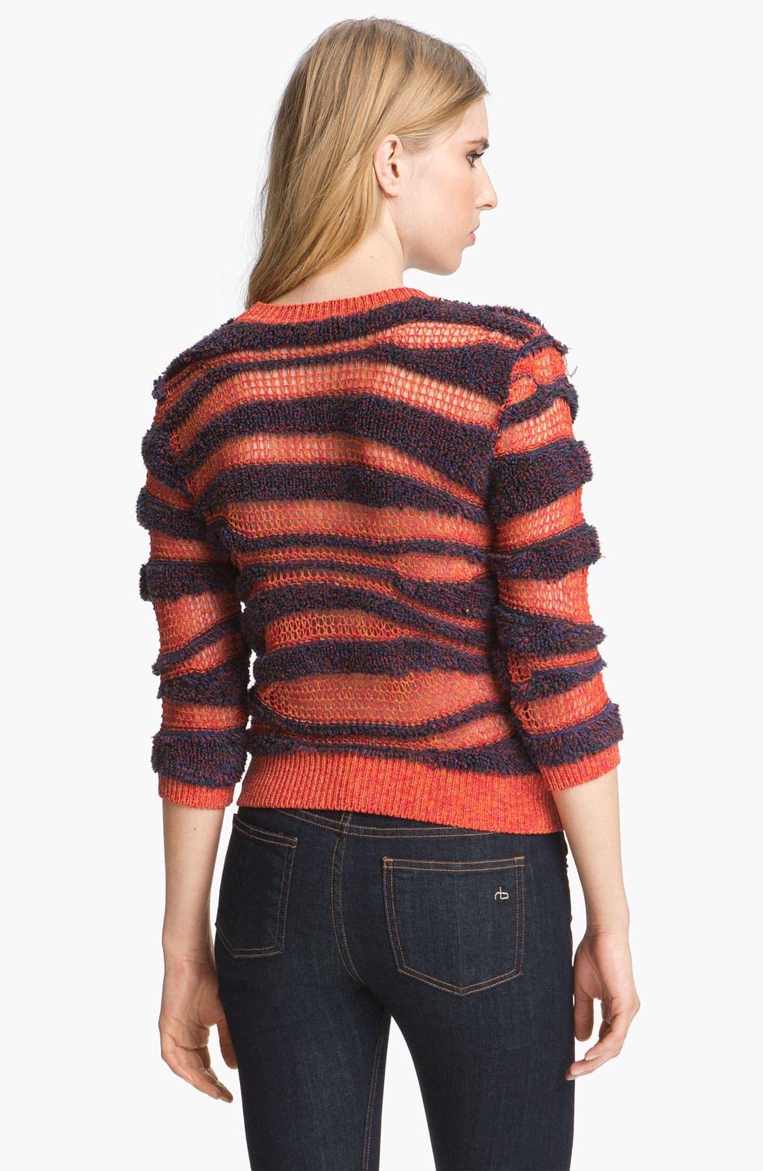 Alternate Image 3  - KENZO Sponge Stitch Sweater