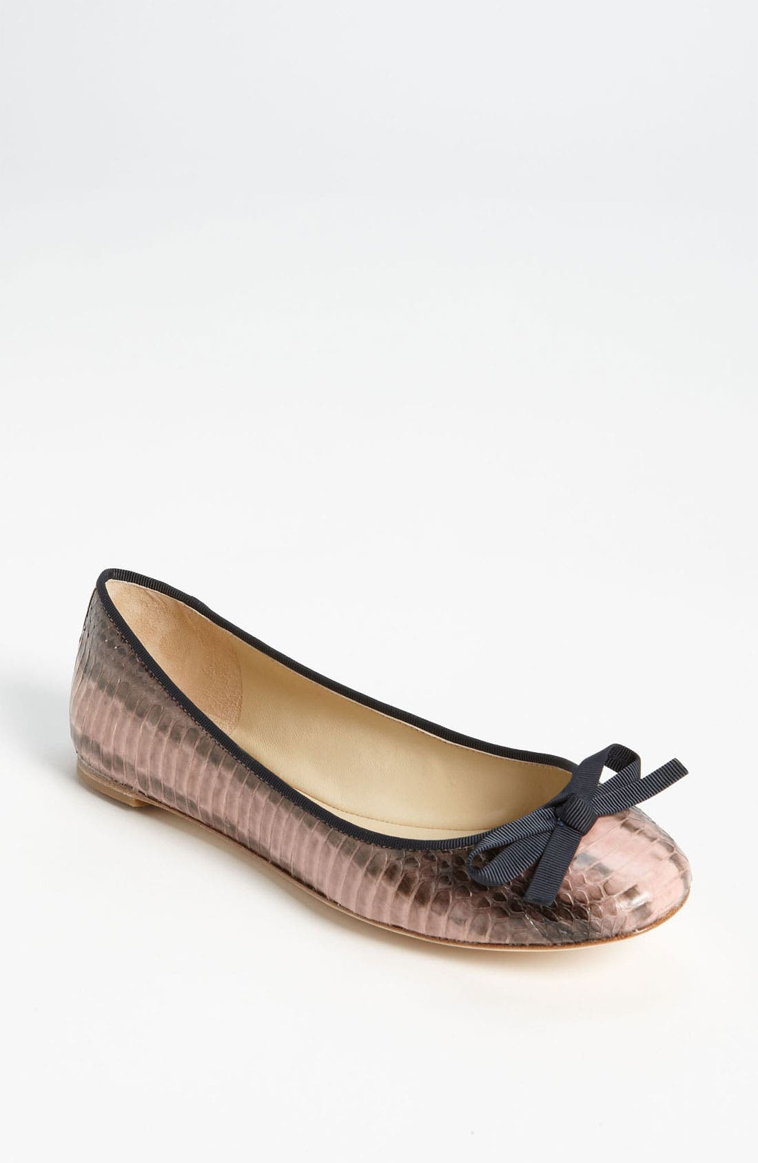 Alternate Image 1 Selected - Vera Wang Footwear 'Laetitia' Flat (Online Only)