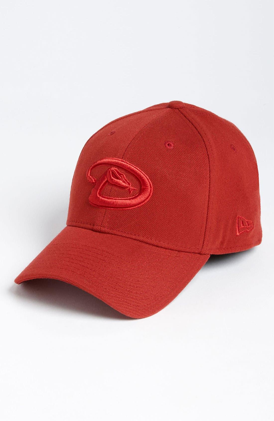 Main Image - New Era Cap 'Arizona Diamondbacks - Tonal Classic' Fitted Baseball Cap