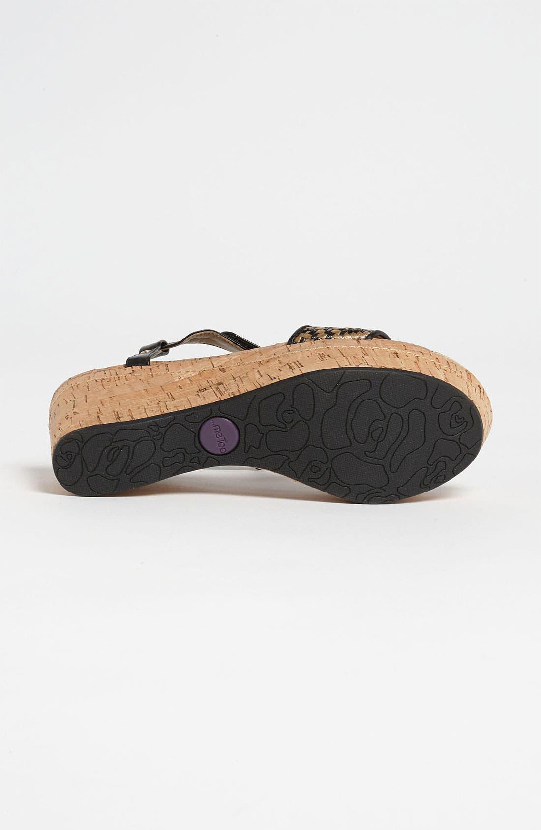 Alternate Image 4  - Me Too 'Chanella' Sandal