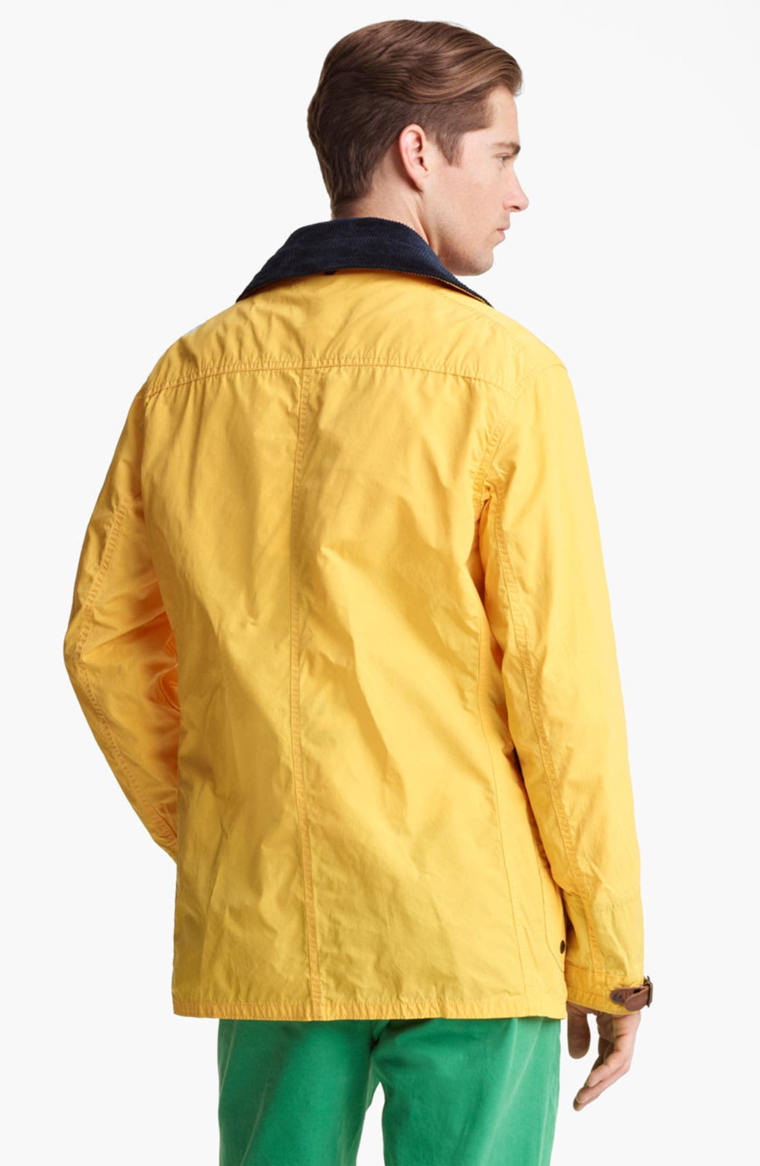 Alternate Image 2  - Polo Ralph Lauren 'Flying Pont' Fireman's Slicker