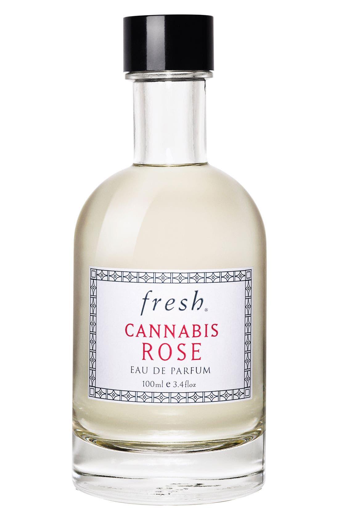 Fresh® 'Cannabis Rose' Eau de Parfum