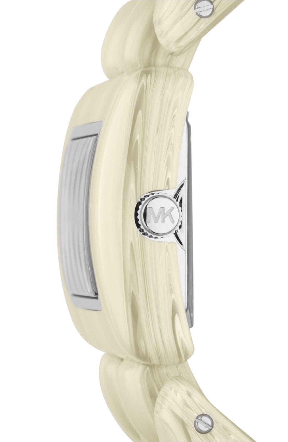 Alternate Image 2  - Michael Kors 'Rio' Wide Bracelet Watch