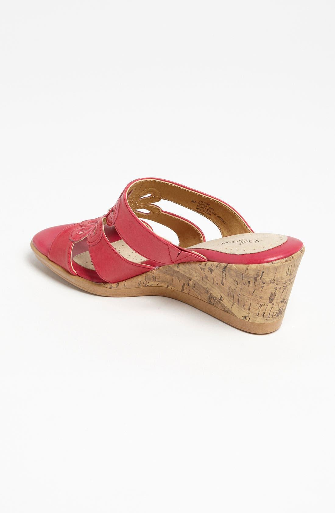 Alternate Image 2  - Softspots 'Lilianna' Wedge Sandal