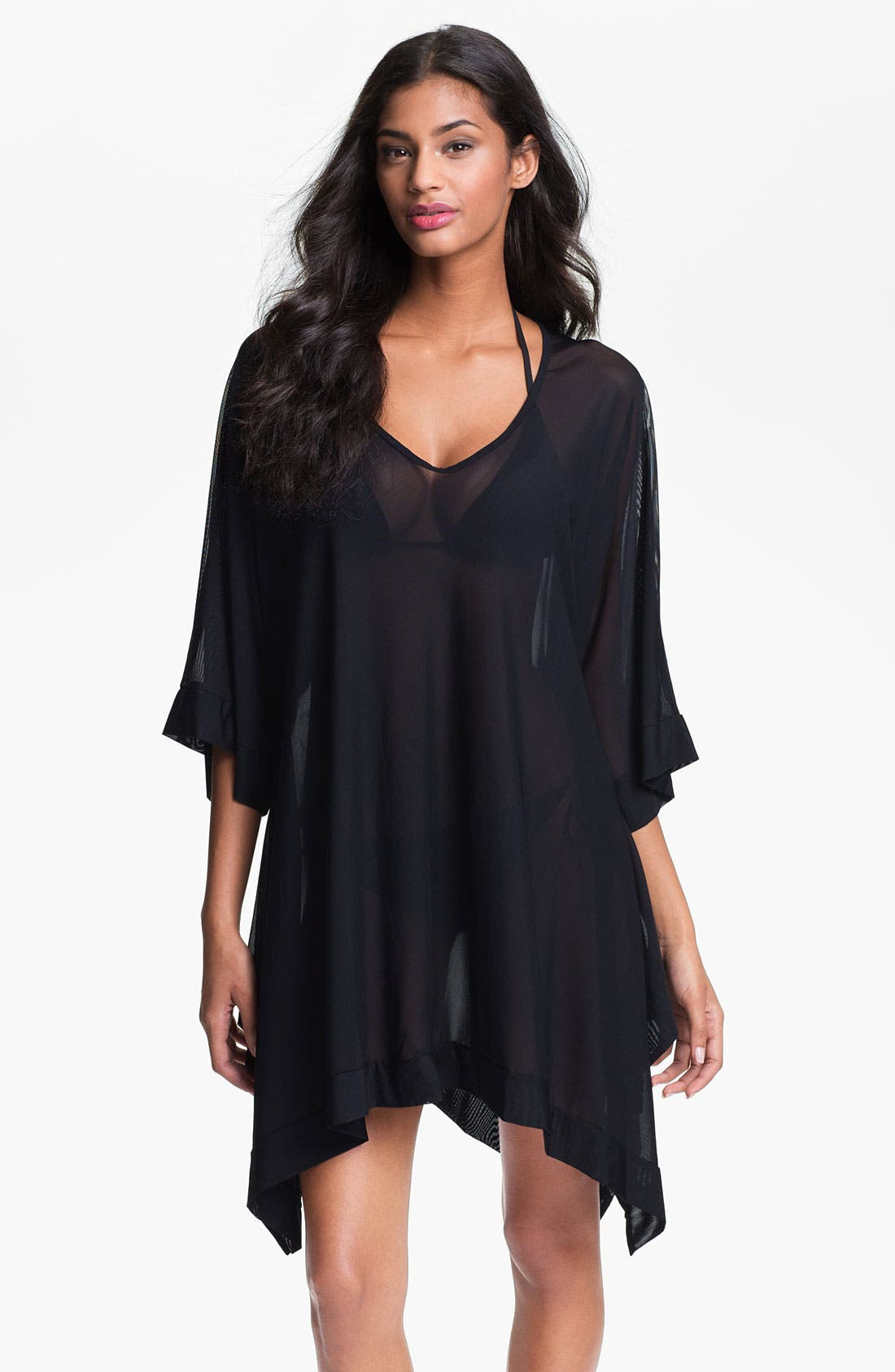 Alternate Image 1 Selected - Tommy Bahama High/Low Cover-Up Tunic