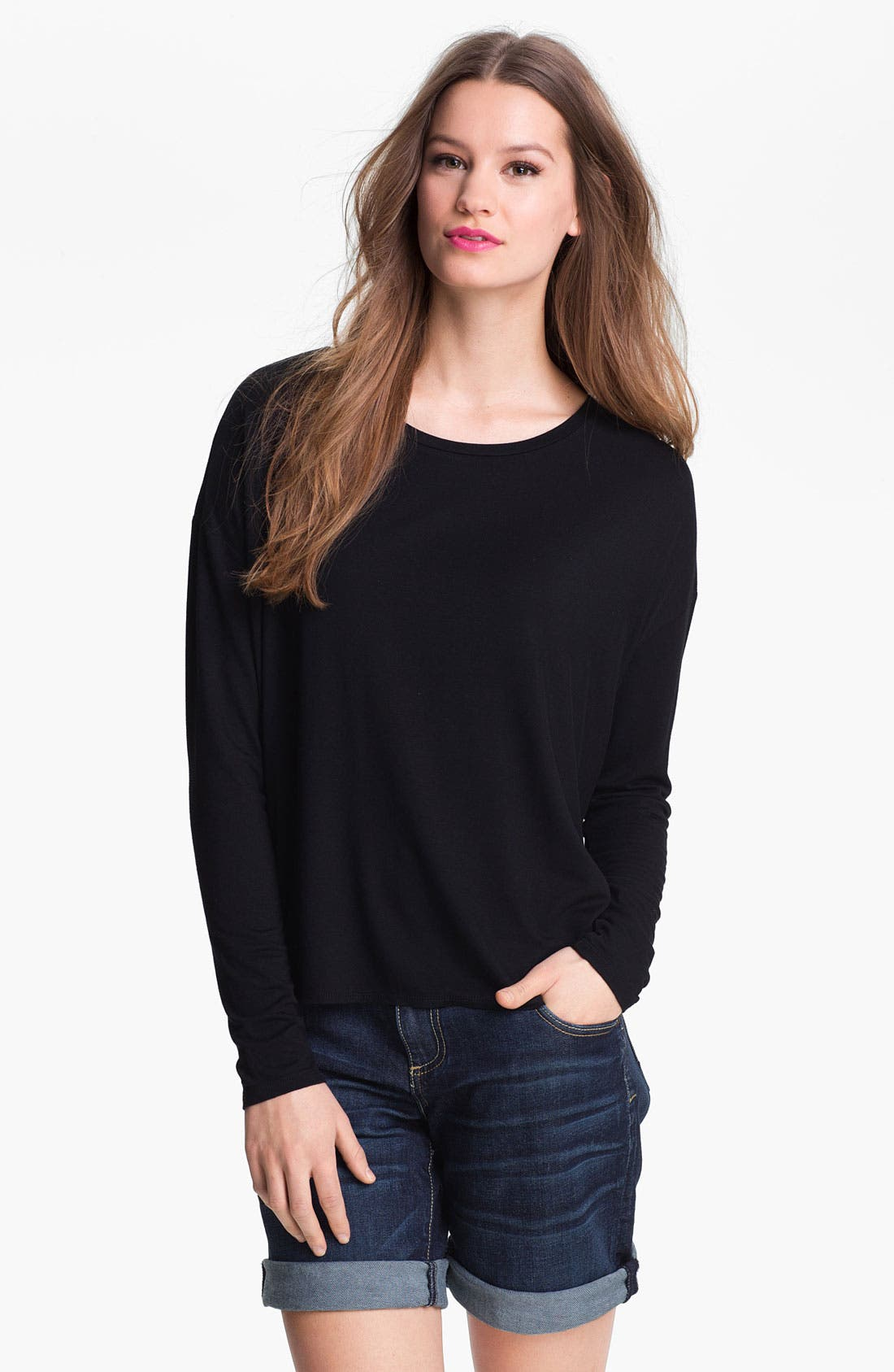 Alternate Image 2  - Kenneth Cole New York 'Aubrey' Split Back Top