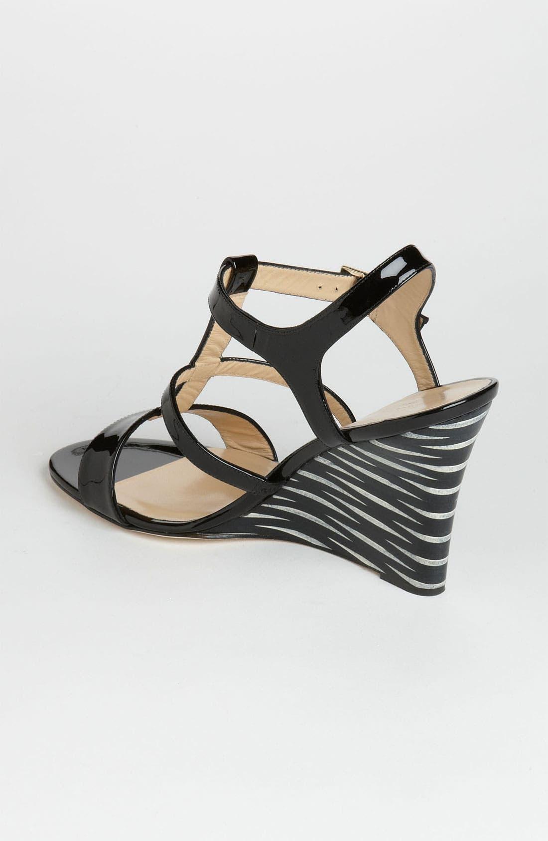 Alternate Image 2  - kate spade new york 'irina' wedge sandal