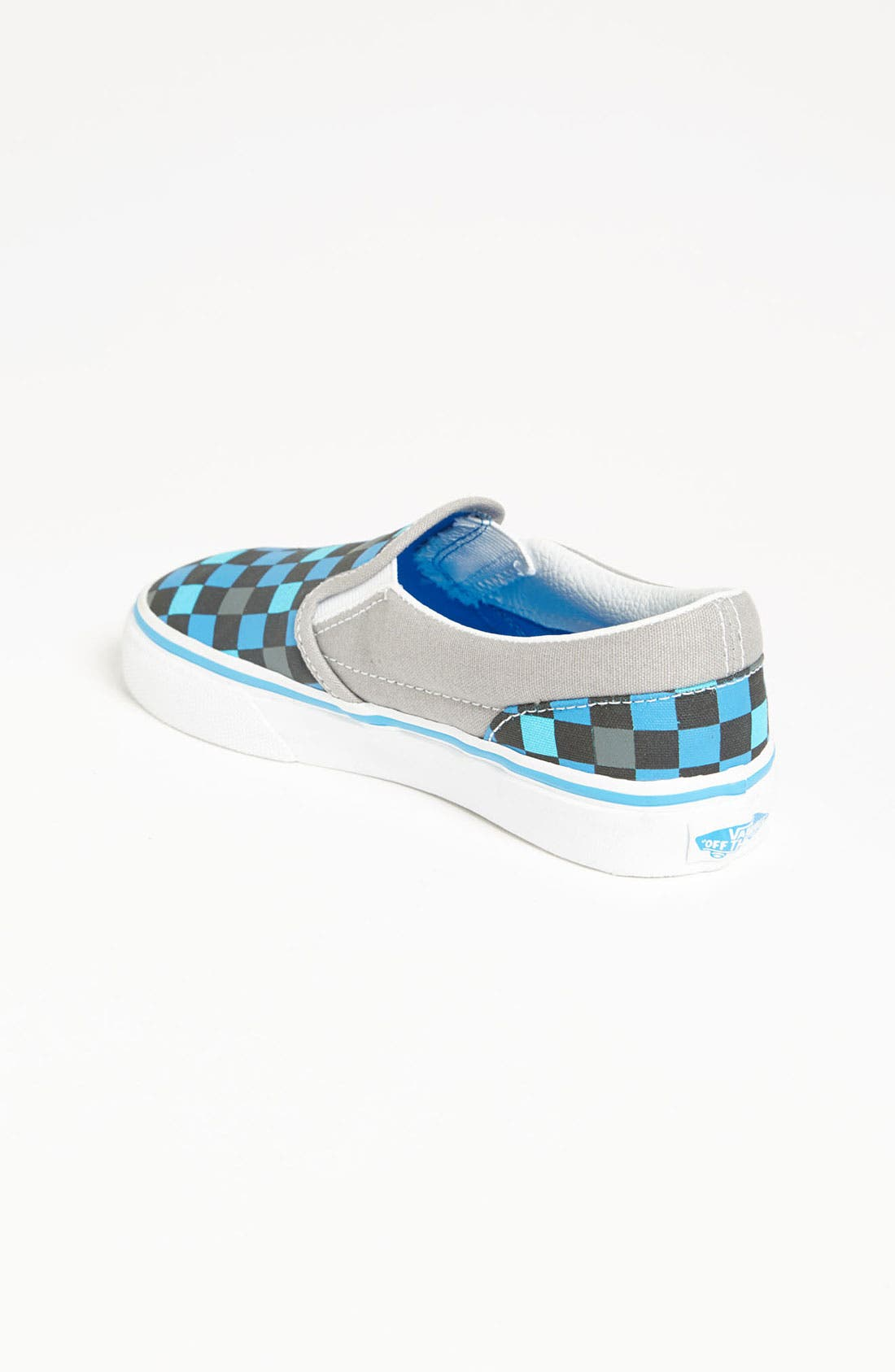 Alternate Image 2  - Vans 'Multi Check' Slip-On (Walker, Toddler, Little Kid & Big Kid)