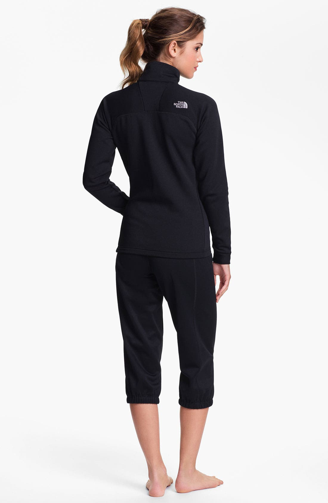 Alternate Image 4  - The North Face 'Fave-Our-Ite' Capri Sweatpants