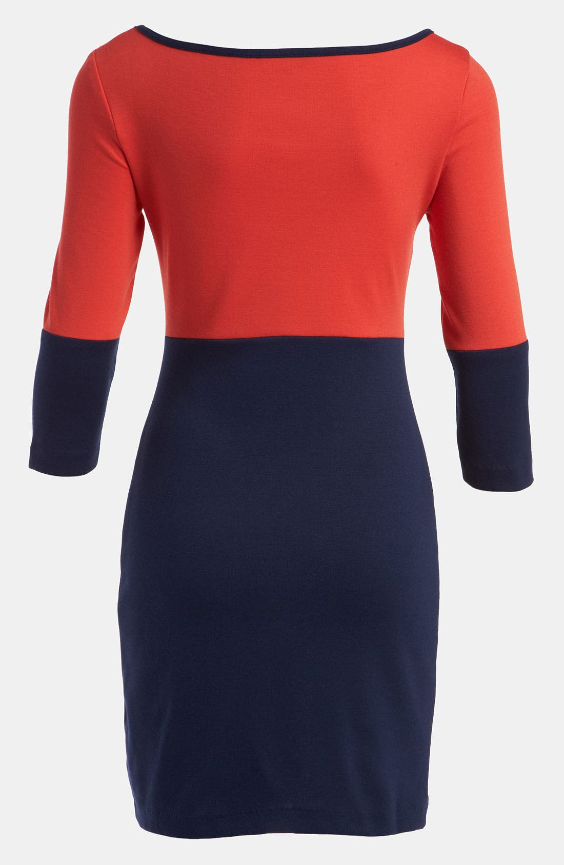 Alternate Image 3  - BB Dakota Colorblock Knit Dress