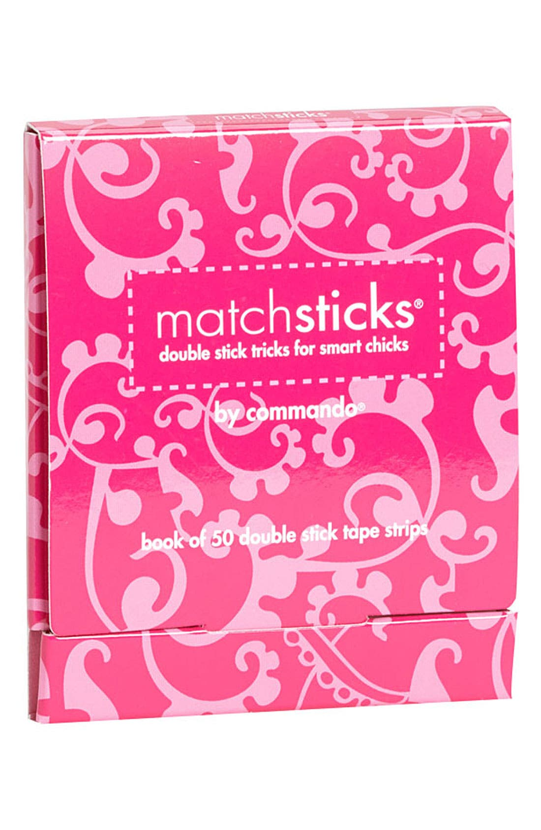 Alternate Image 2  - Commando 'Matchsticks Double Stick Tricks' Clothing Tape