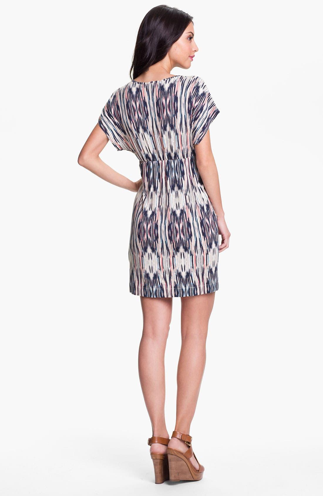 Alternate Image 2  - Tart 'Reese' Print V-Neck Dress