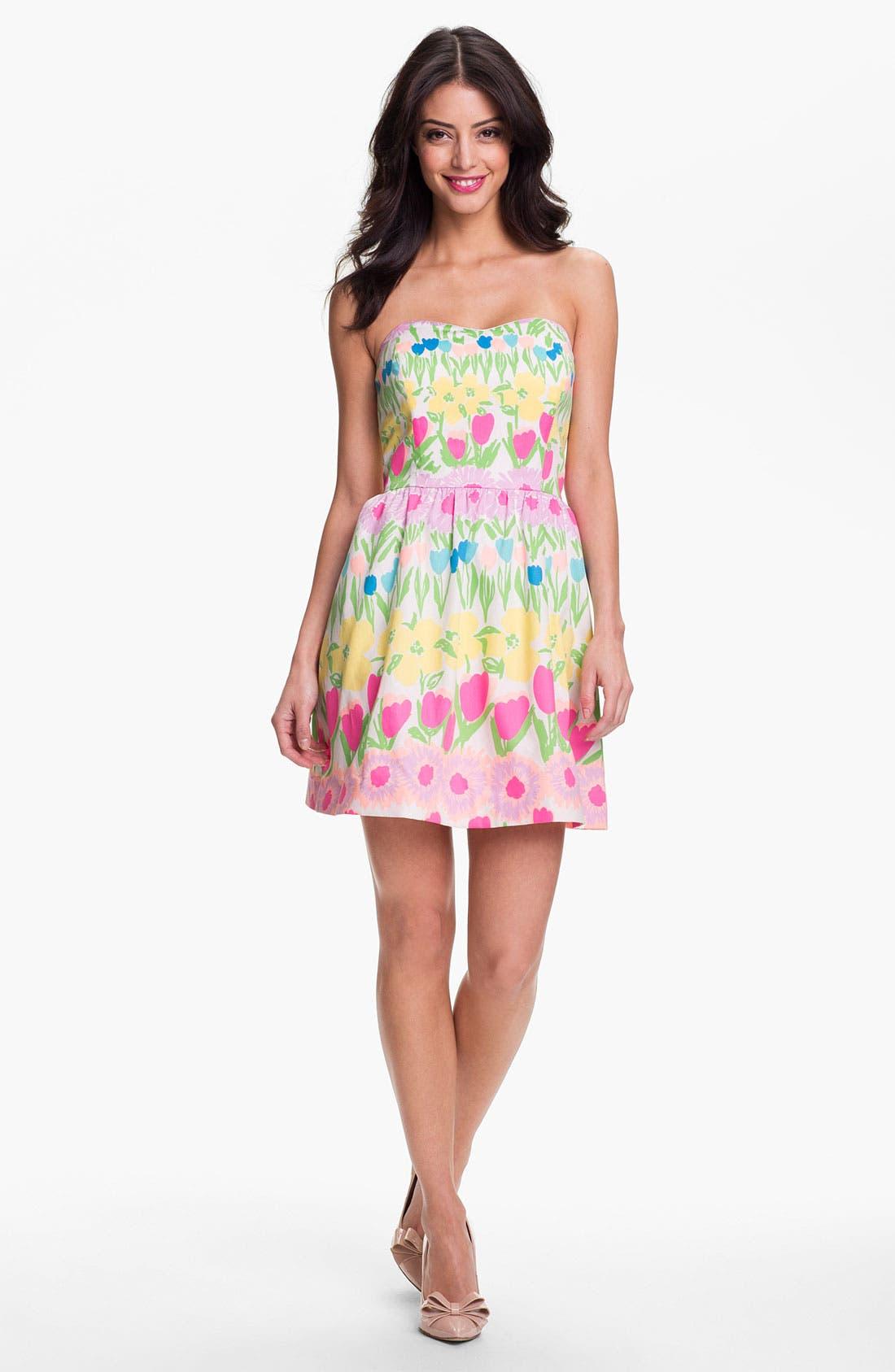Alternate Image 1  - Lilly Pulitzer® 'Payton' Print Fit & Flare Dress