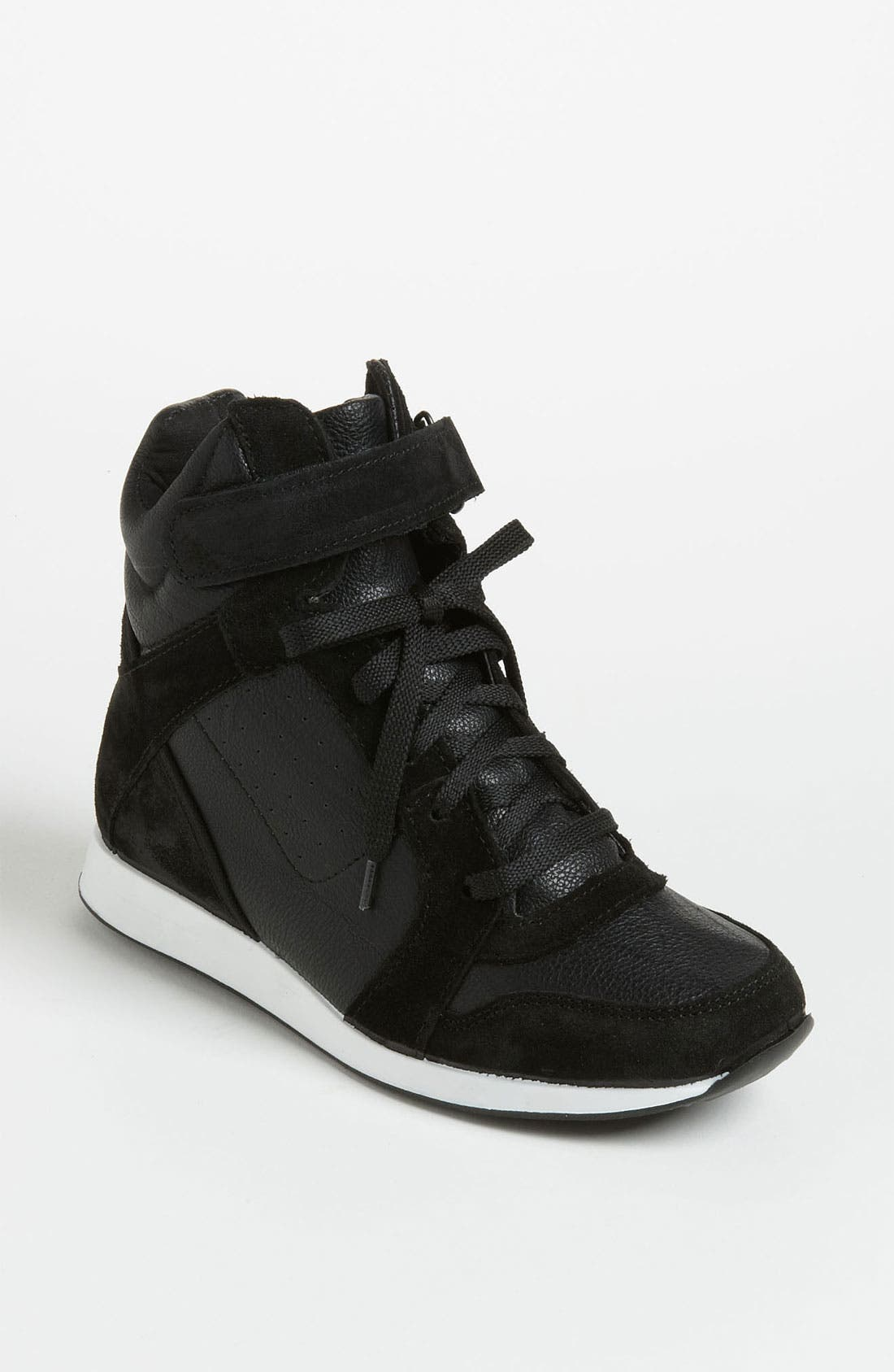 Alternate Image 1 Selected - Topshop 'Android' Wedge Sneaker