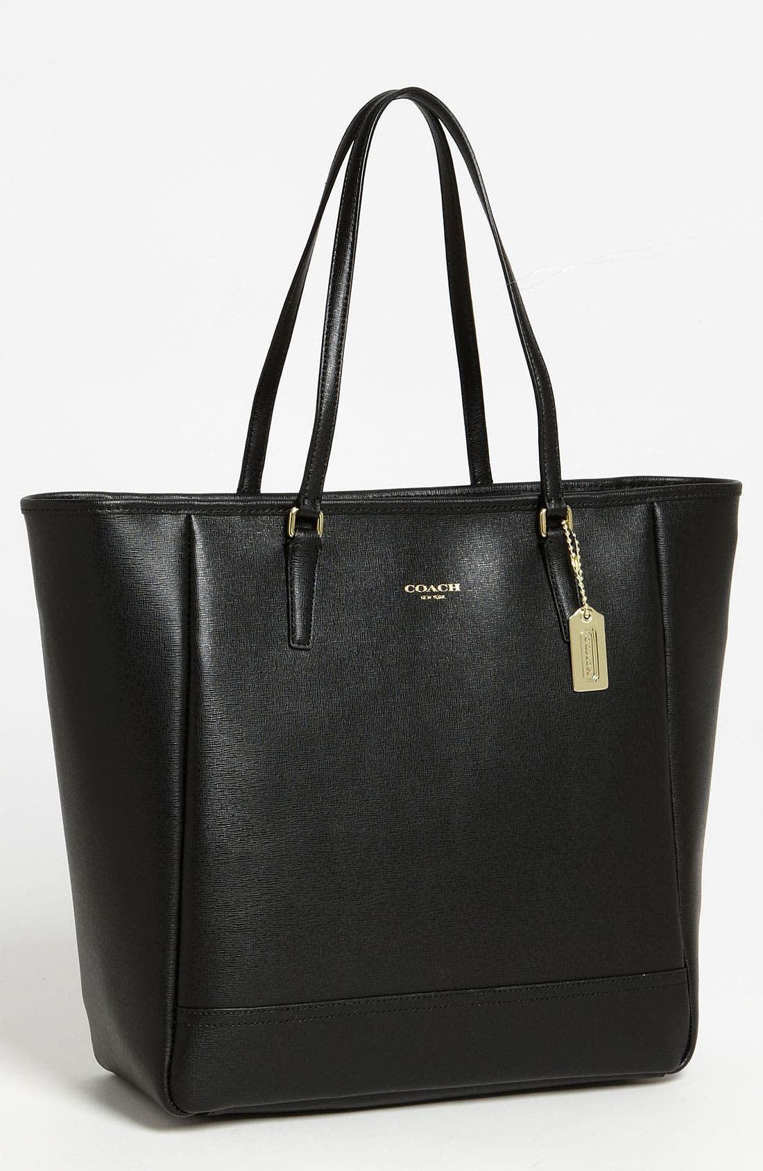 Main Image - COACH 'Medium' Leather Tote
