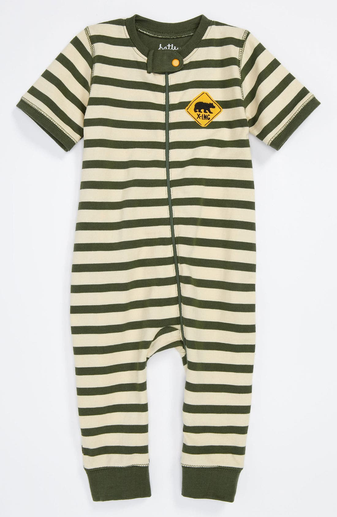 Main Image - Hatley Fitted Pajamas (Baby)