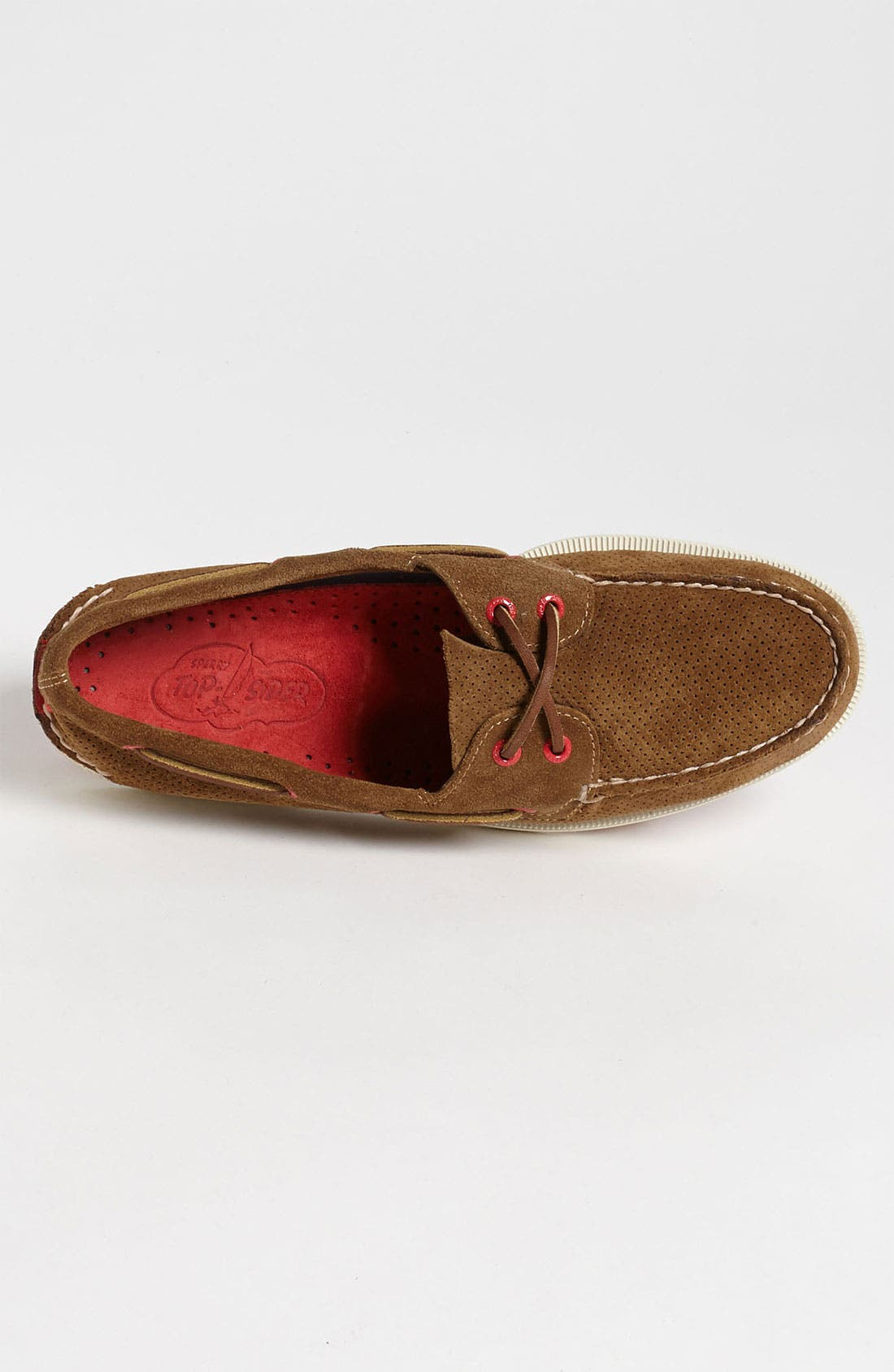 Alternate Image 3  - Sperry Top-Sider® 'Authentic Original' Suede Boat Shoe (Men)
