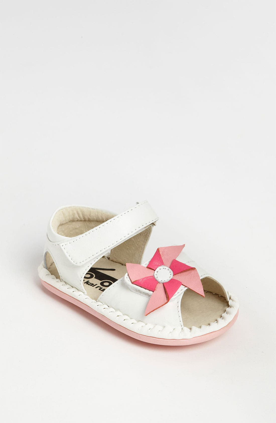 Alternate Image 1 Selected - See Kai Run 'Alanna' Sandal (Baby, Walker & Toddler)