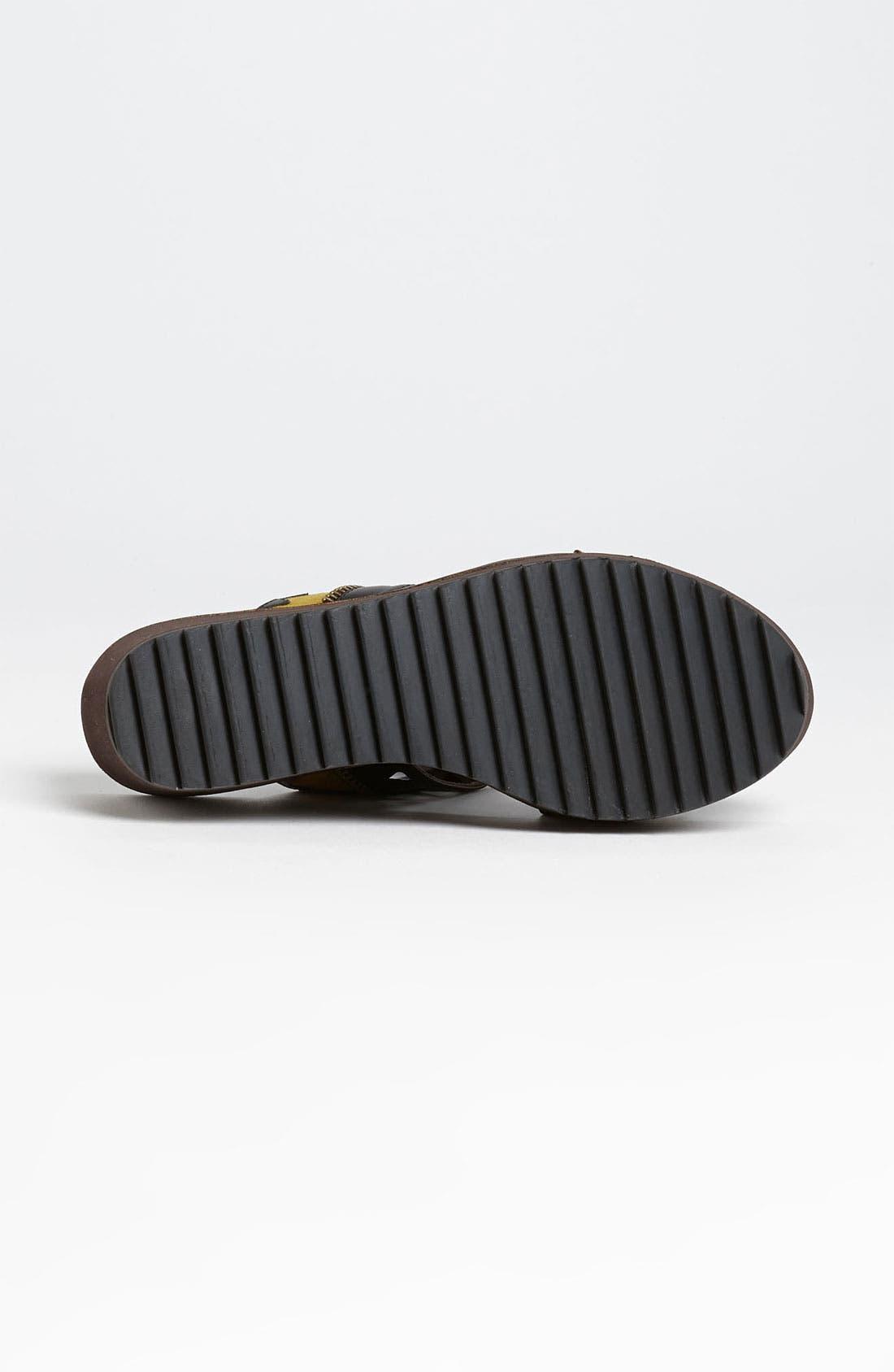 Alternate Image 4  - Blonde Ambition 'Maldive' Sandal