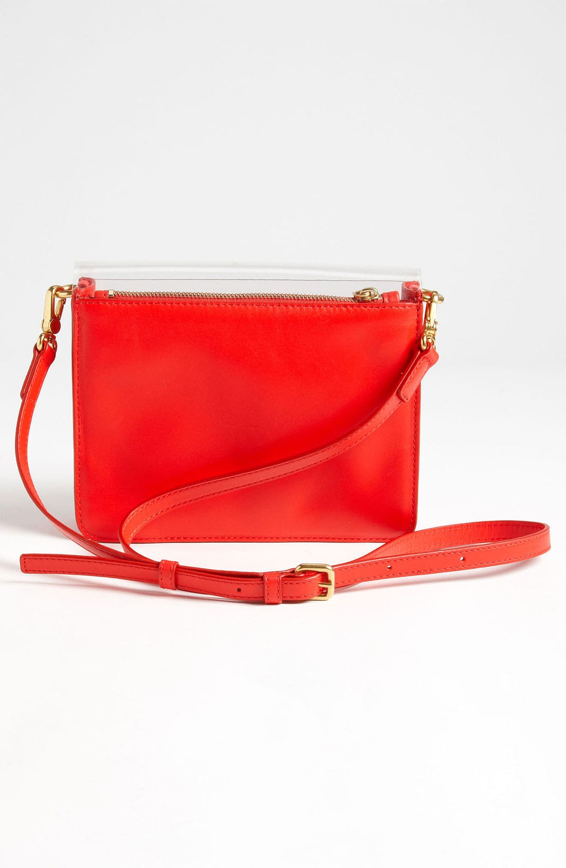Alternate Image 4  - MARC BY MARC JACOBS 'Clearly' Crossbody Bag