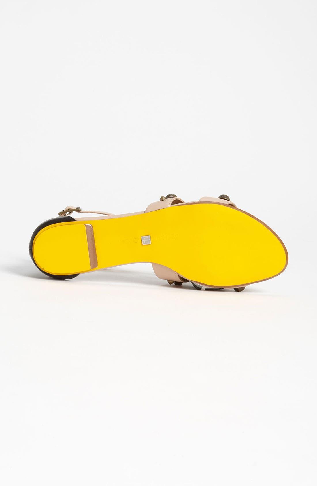 Alternate Image 4  - Blonde Ambition 'Veracruz' Sandal