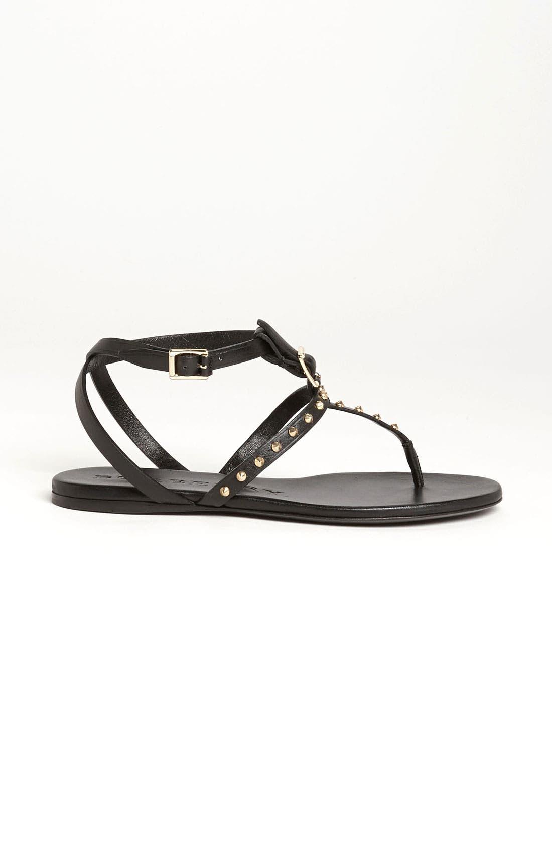 Alternate Image 4  - Burberry 'Masefield' Sandal