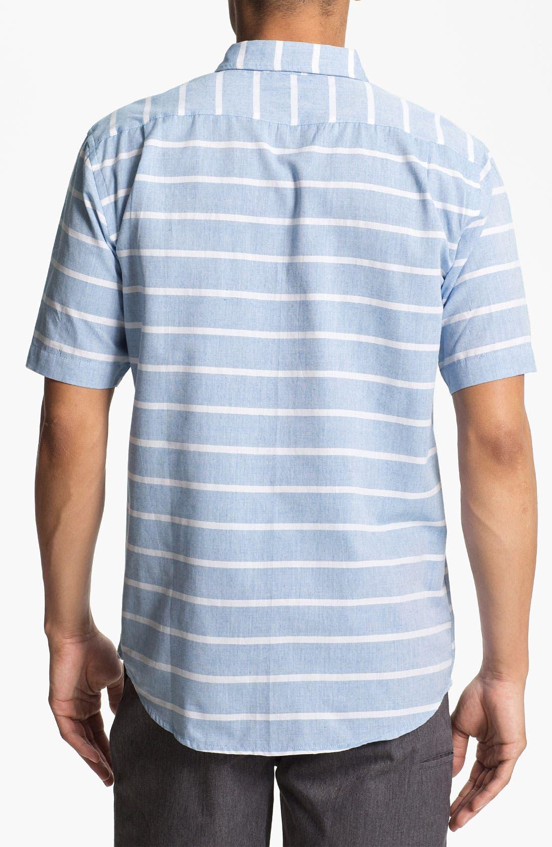 Alternate Image 2  - Ezekiel 'Newmar' Stripe Woven Shirt