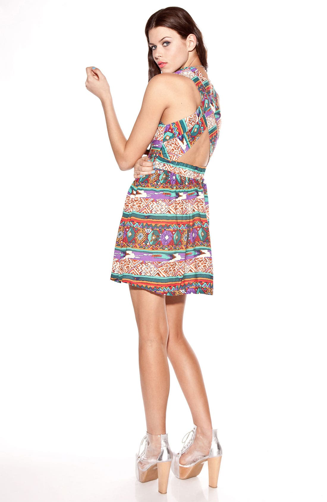 Alternate Image 5  - MINKPINK 'Woodstock' Dress