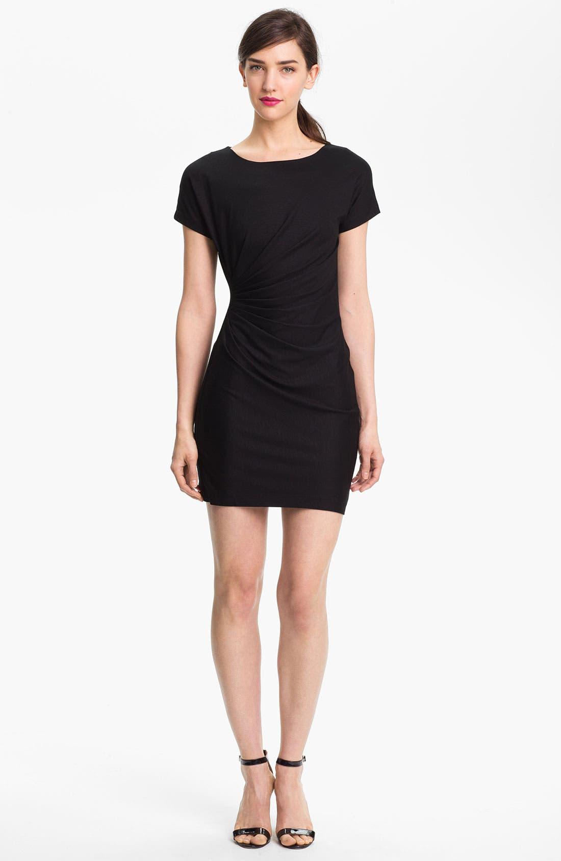 Alternate Image 1 Selected - Diane von Furstenberg Stretch Sheath Dress