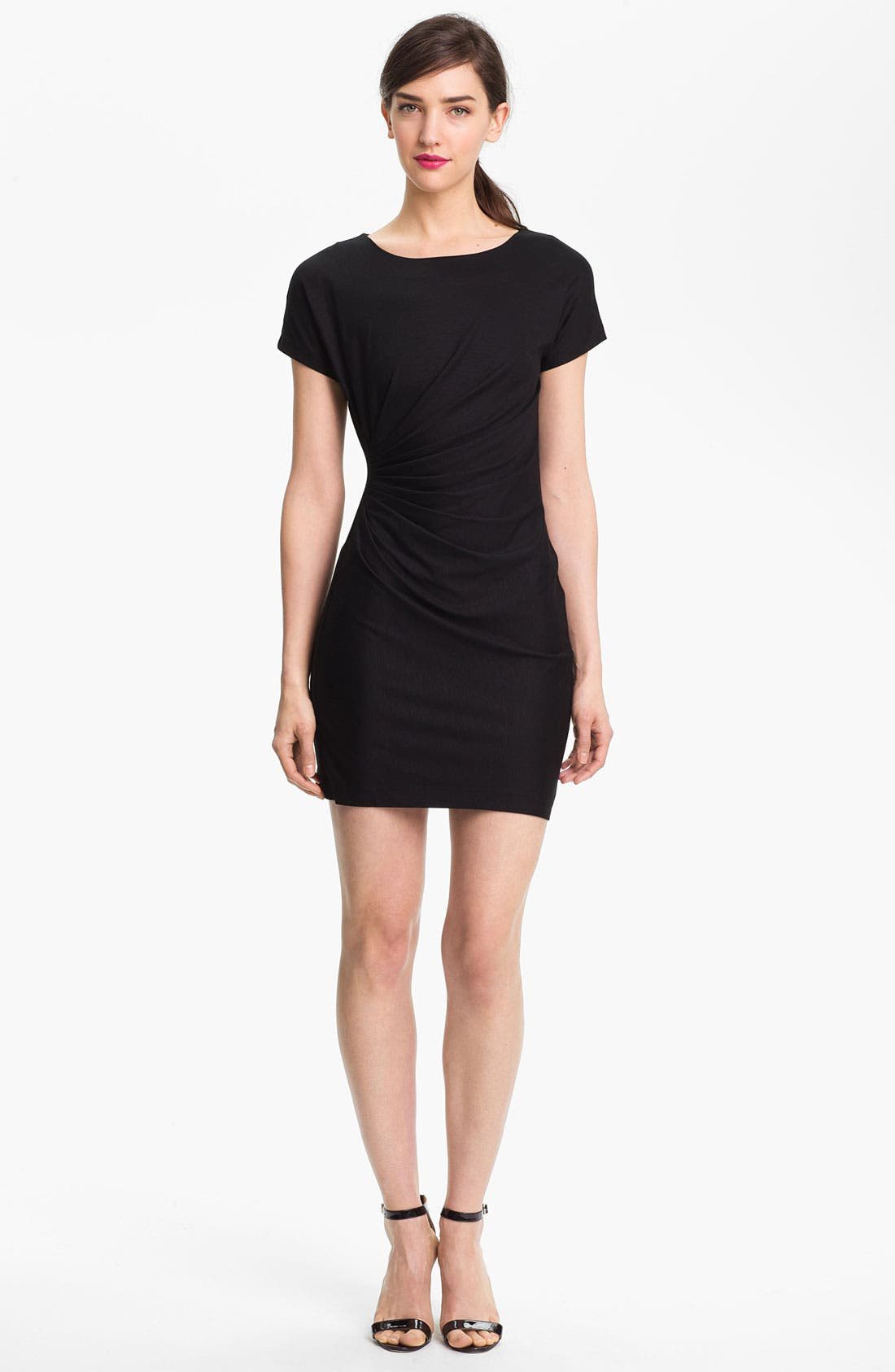 Main Image - Diane von Furstenberg Stretch Sheath Dress