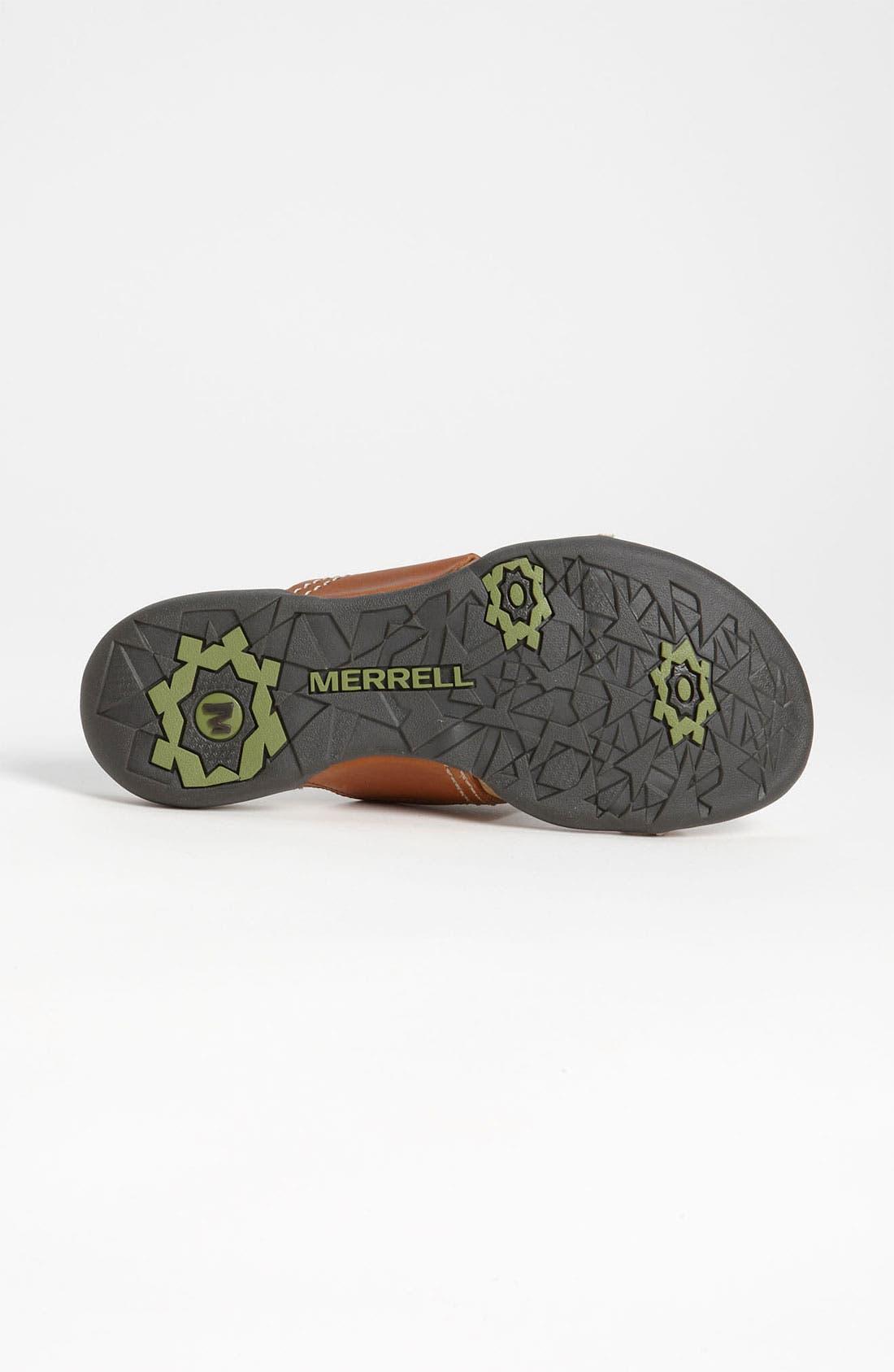 Alternate Image 4  - Merrell 'Shudra' Sandal