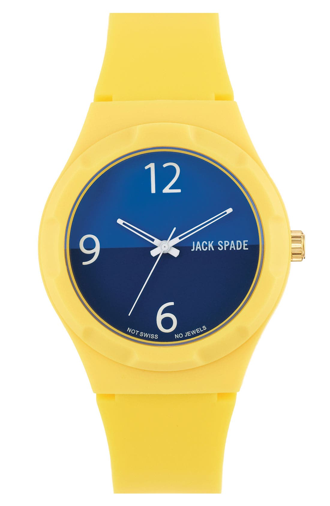 Alternate Image 1 Selected - Jack Spade 'Graphic - Halftime' Watch, 40mm