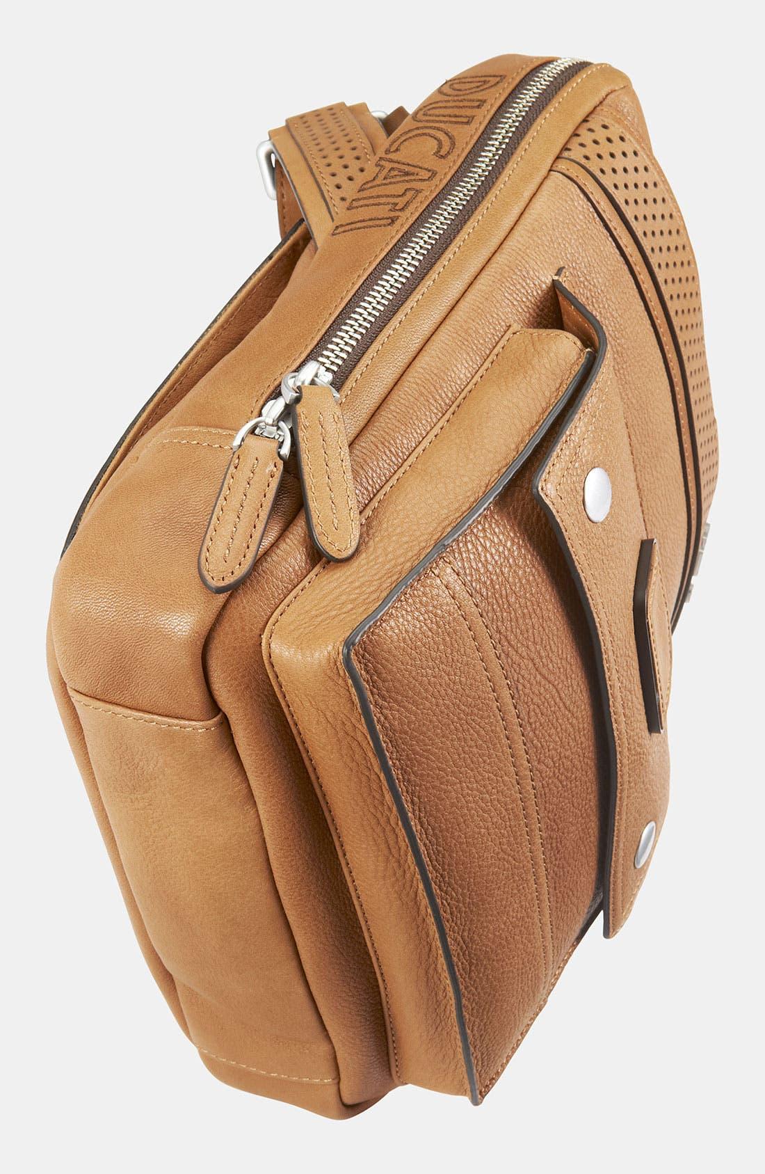 Alternate Image 3  - Tumi 'Ducati Retro - Bronco' Crossbody Bag