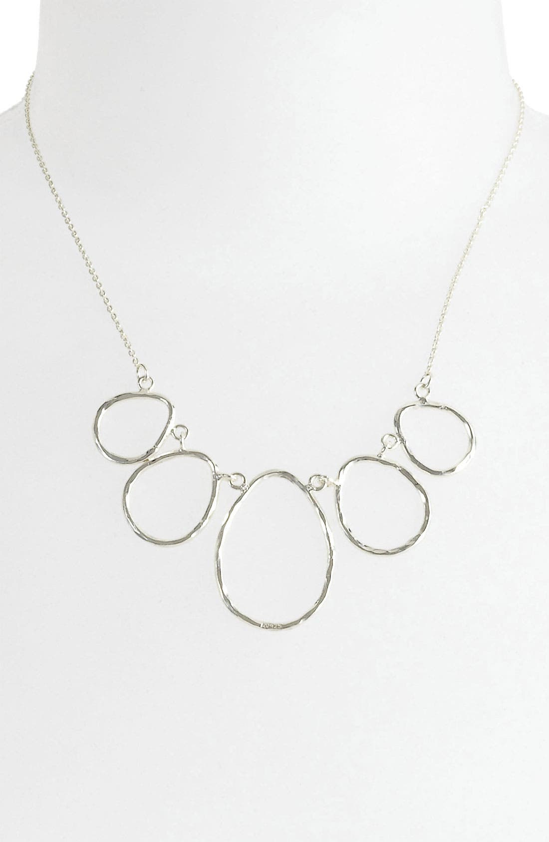 Main Image - Argento Vivo Bib Necklace