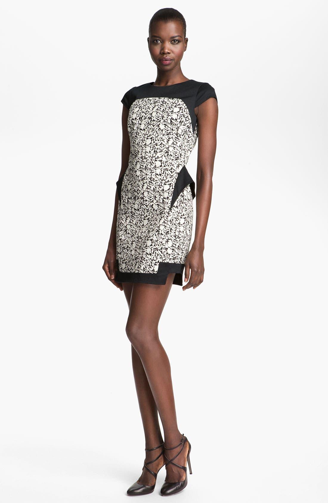 Main Image - Robert Rodriguez Print Dress