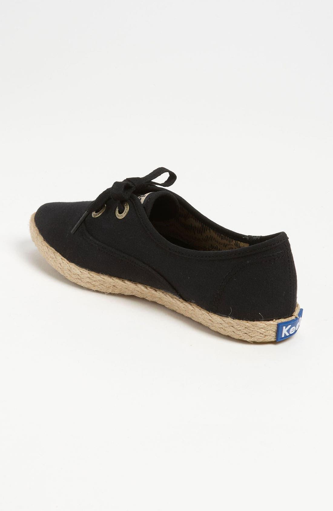 Alternate Image 2  - Keds® 'Pointer Animal' Jute Trim Sneaker (Women)