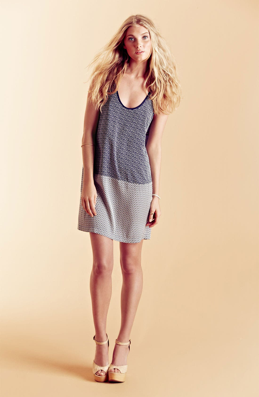 Alternate Image 5  - Joie 'Shallcross' Silk Shift Dress