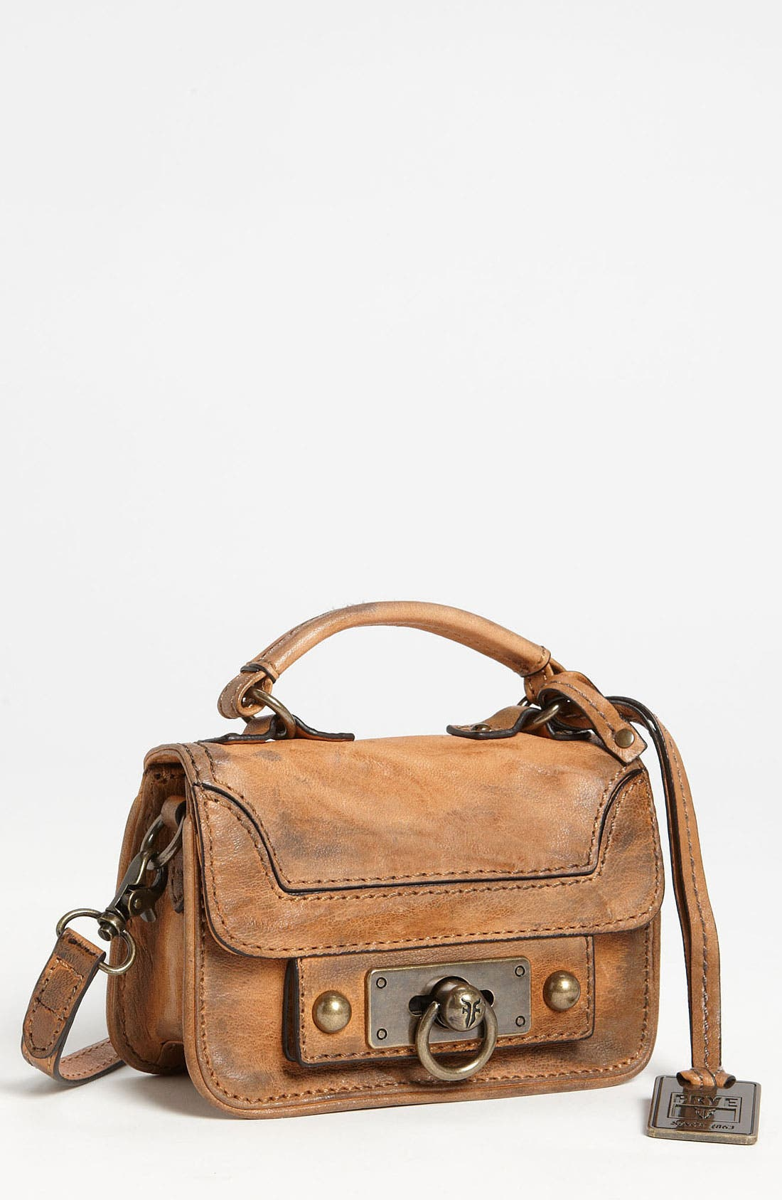 Main Image - Frye 'Cameron - Micro' Crossbody Bag