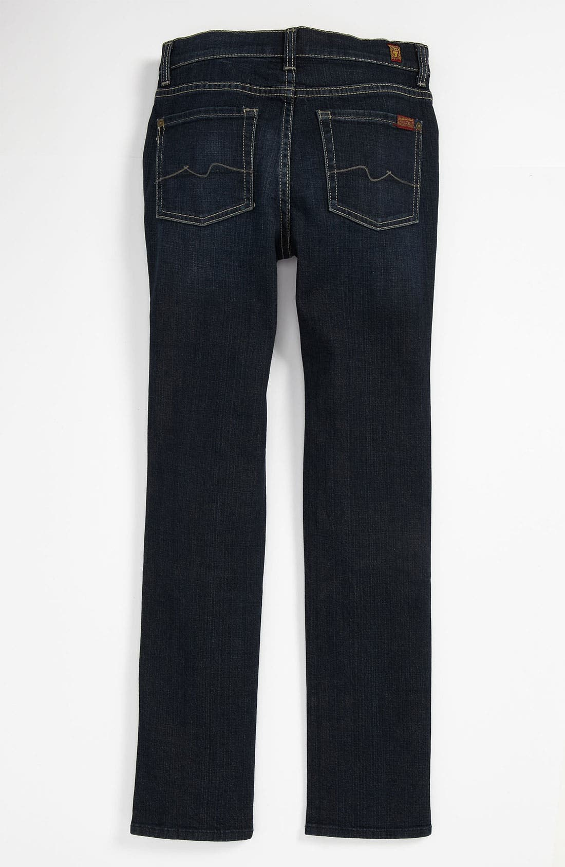 Alternate Image 1 Selected - 7 For All Mankind® 'Rhigby' Slim Leg Jeans (Big Boys)