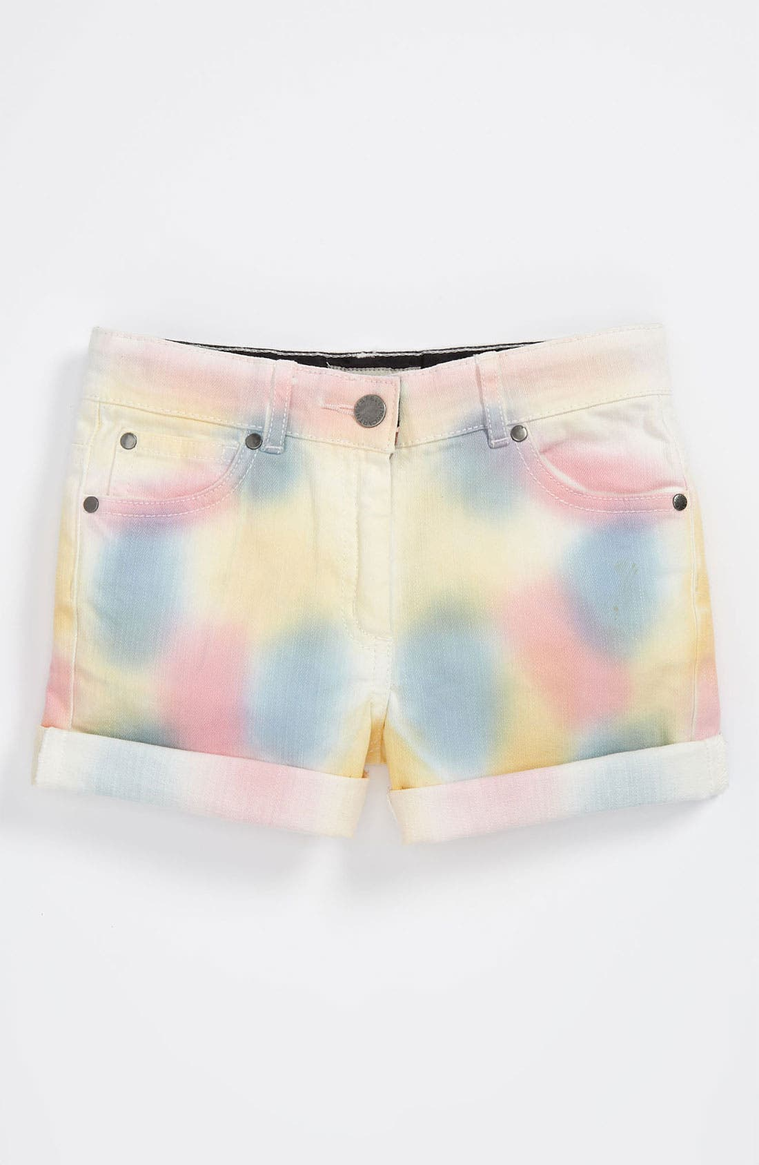 Alternate Image 2  - Stella McCartney Kids 'Devon' Tie Dye Shorts (Toddler, Little Girls & Big Girls)