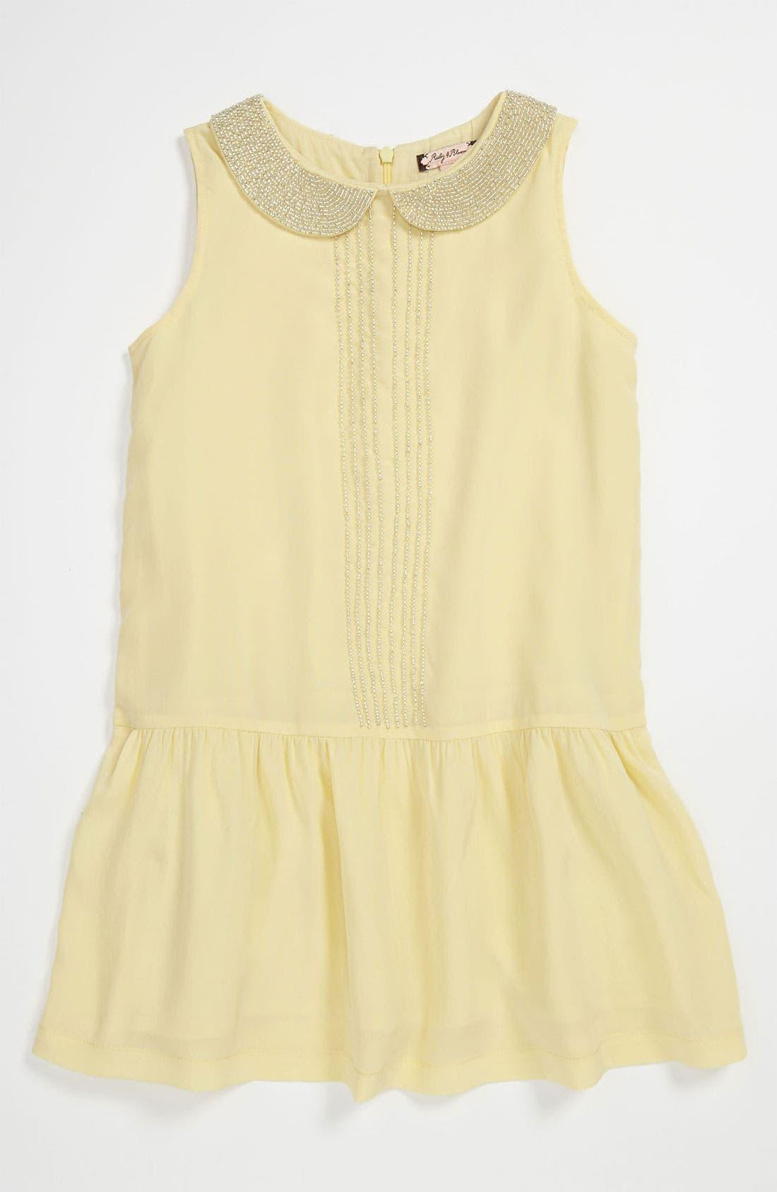Alternate Image 1 Selected - Ruby & Bloom 'Harlow' Dress (Little Girls & Big Girls)