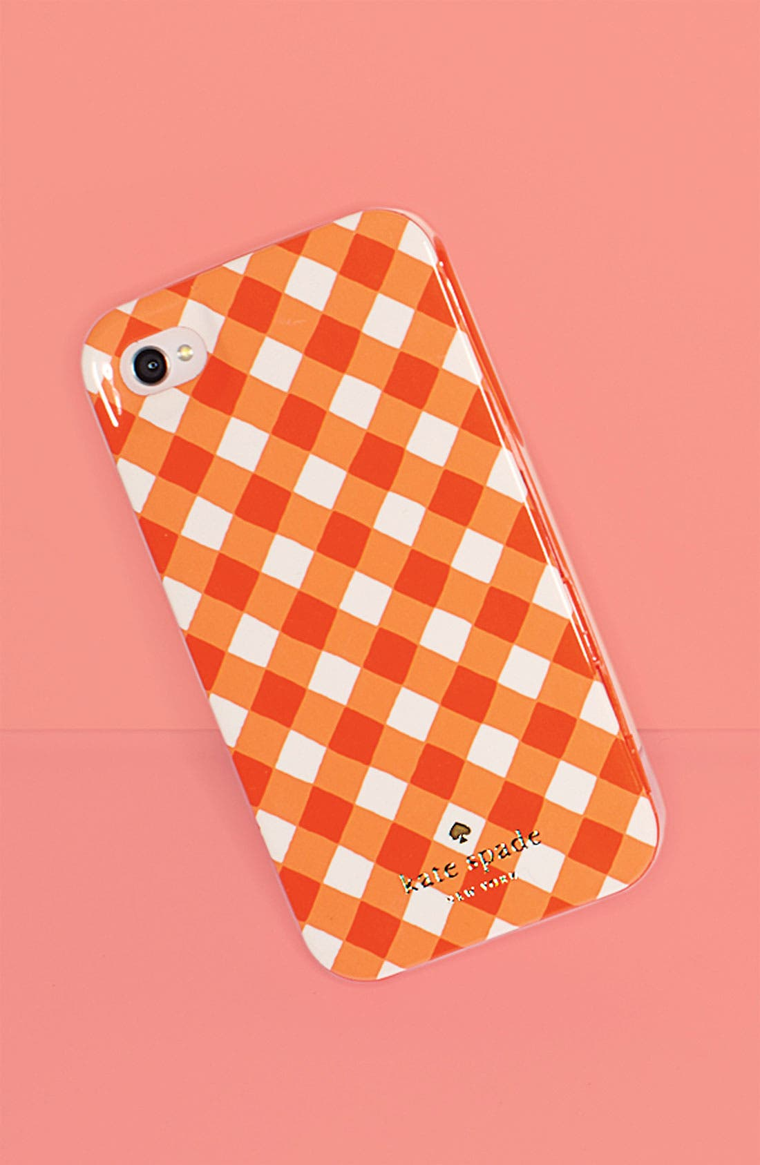 Alternate Image 2  - kate spade new york gingham iPhone 5 & 5S case
