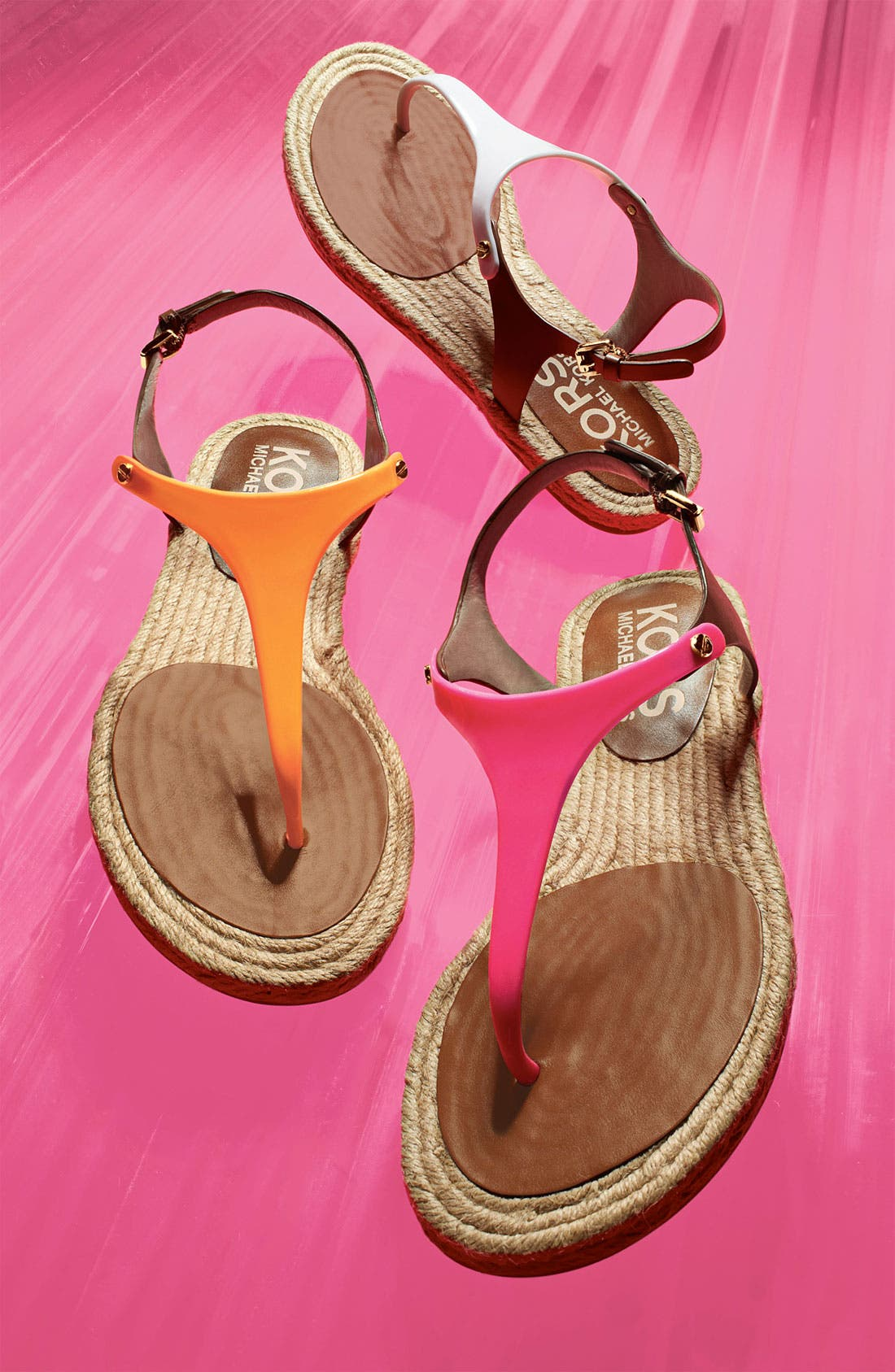 Alternate Image 5  - KORS Michael Kors 'Stephy' Sandal