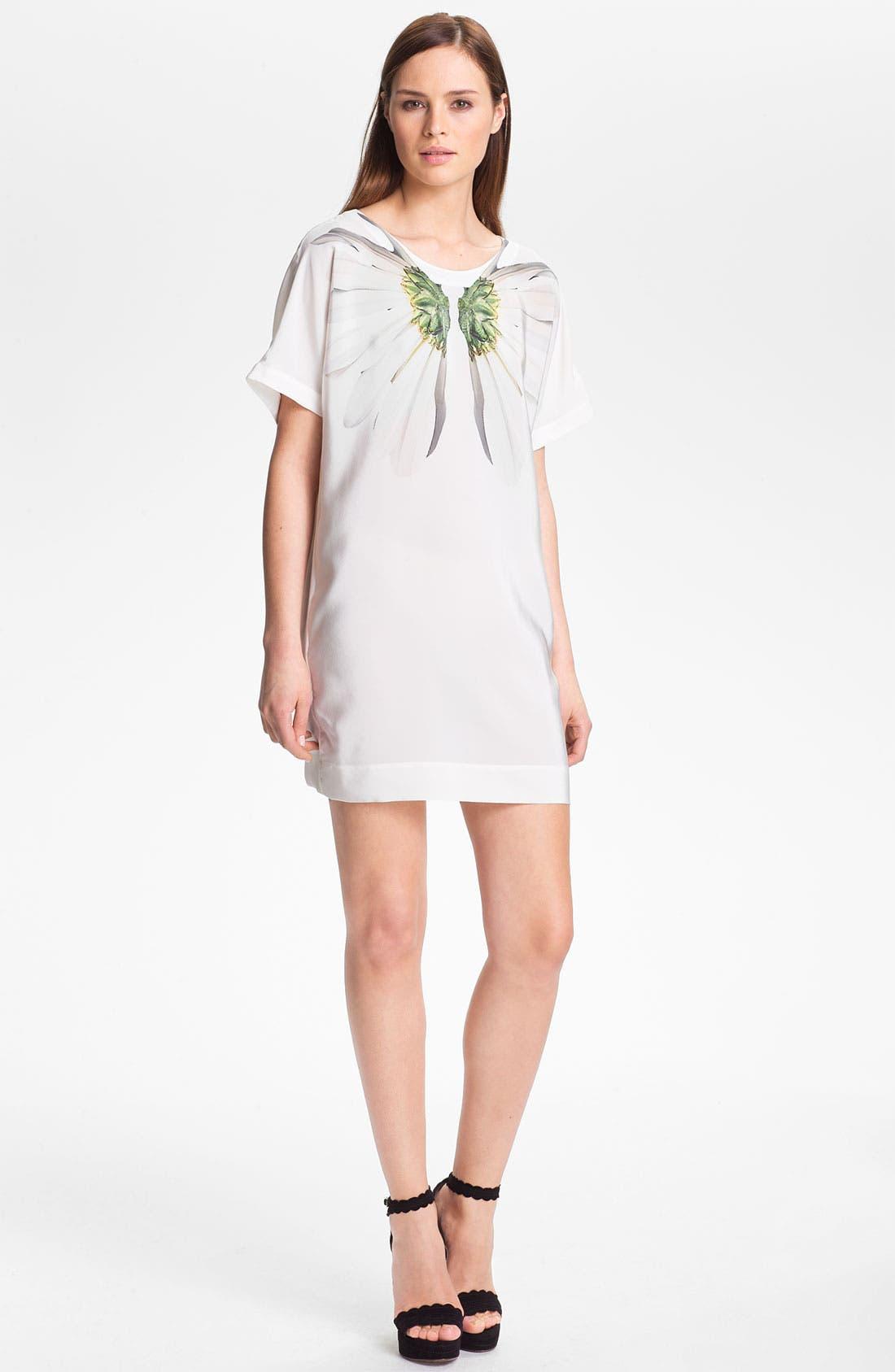 Alternate Image 1 Selected - Tibi Silk Dress