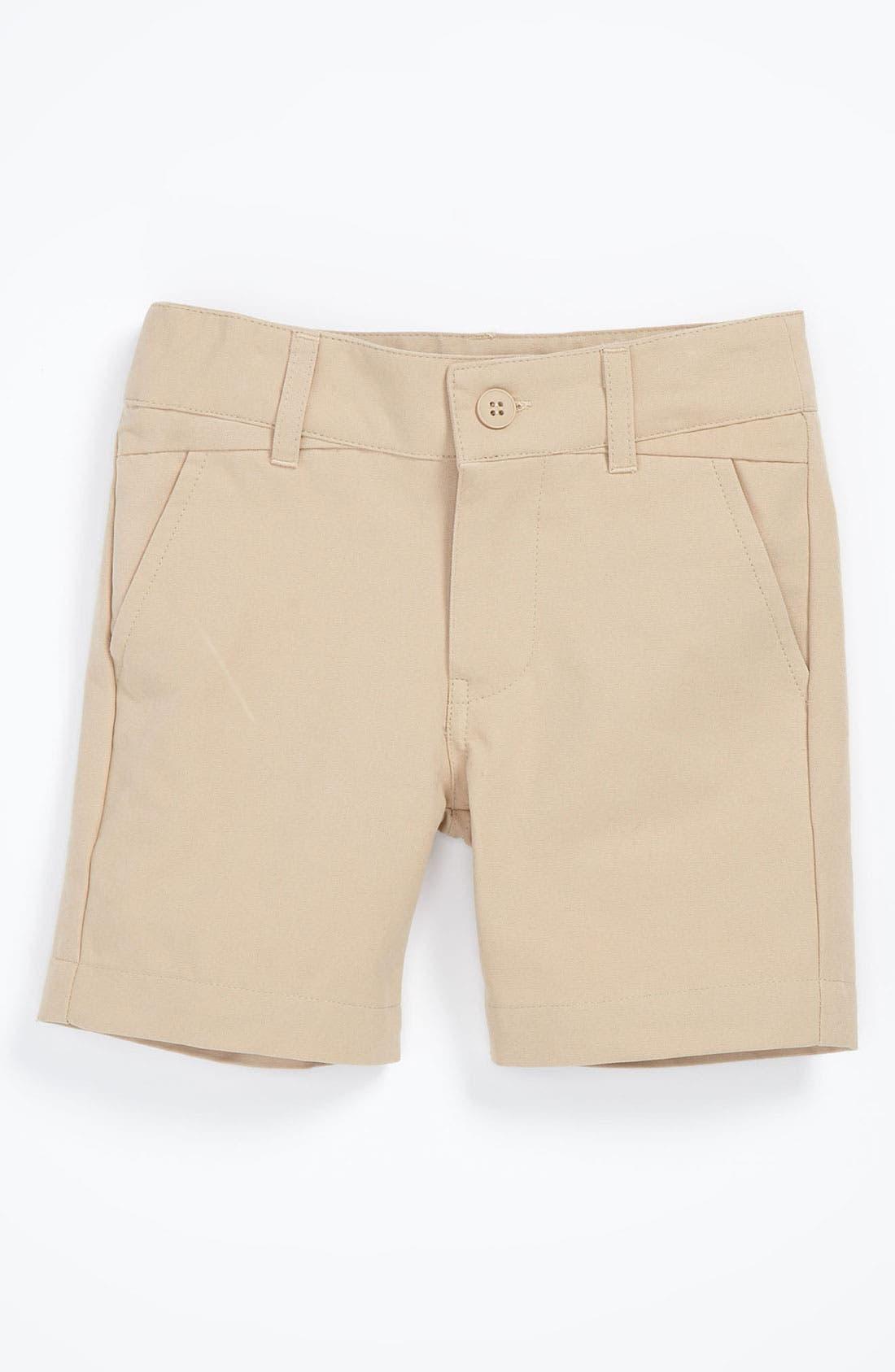 Alternate Image 1 Selected - Appaman Trouser Shorts (Toddler)