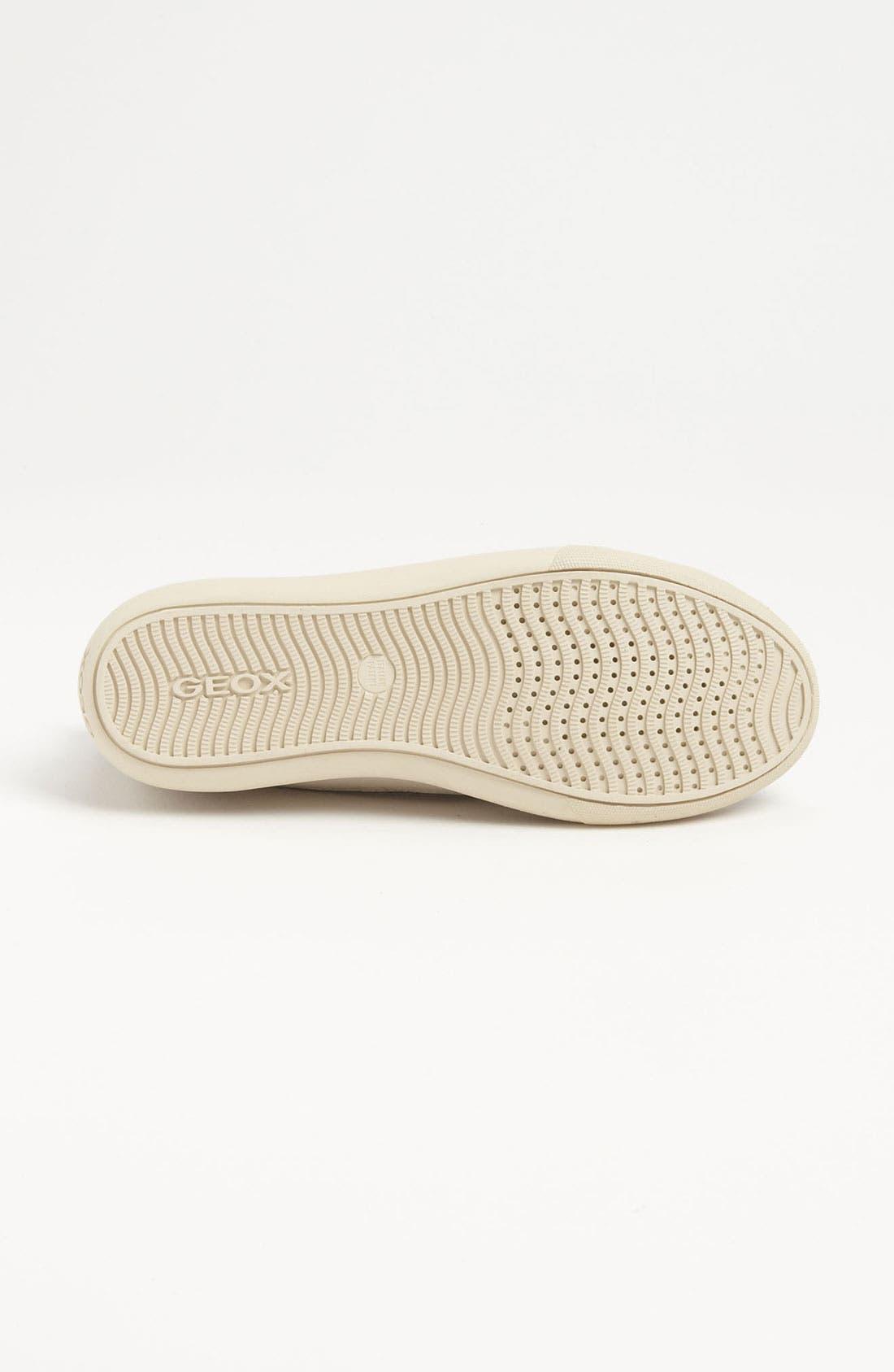Alternate Image 4  - Geox 'Alike' Sneaker (Women) (Online Only)