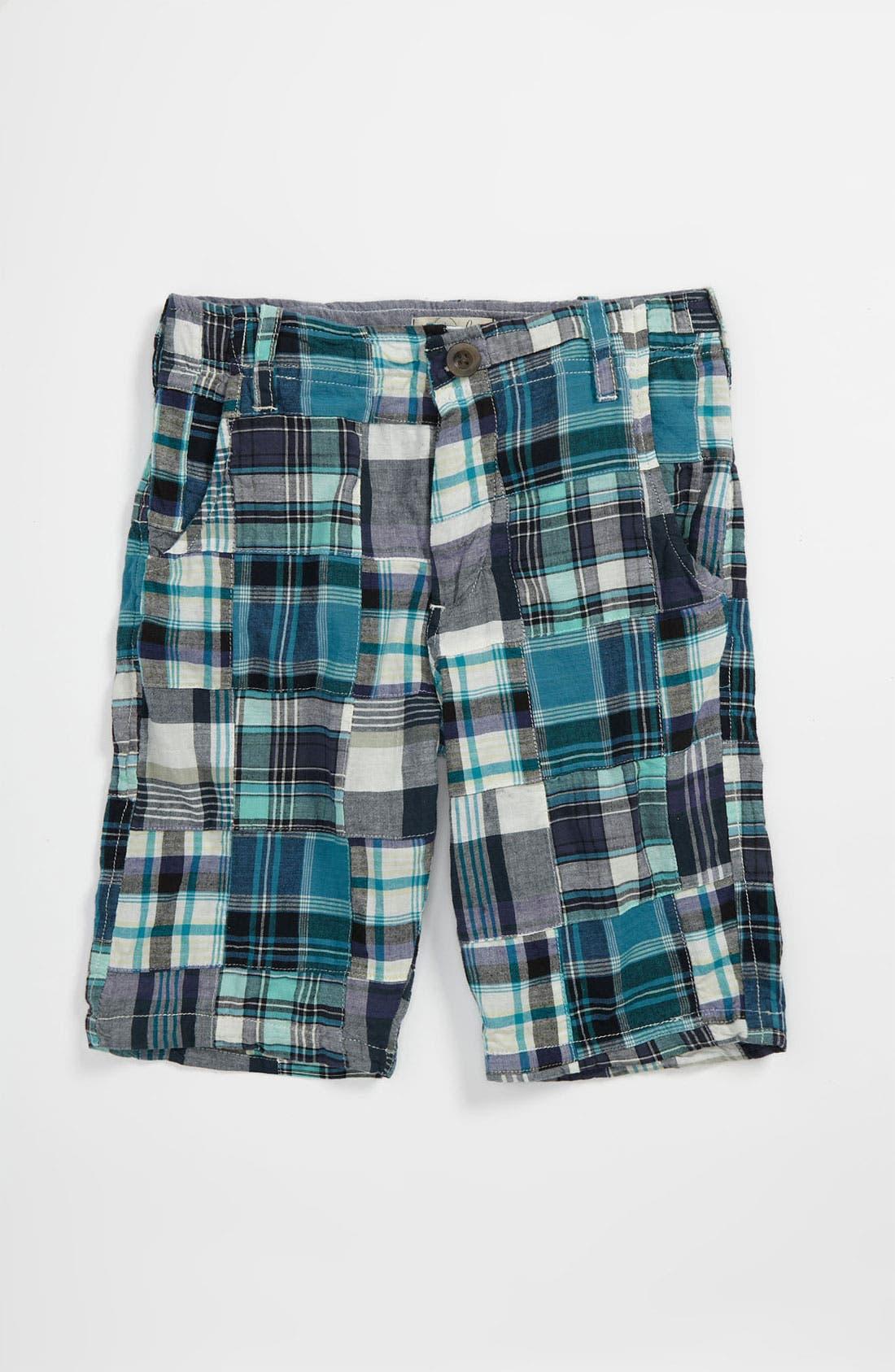 Alternate Image 1 Selected - Peek 'Hampton' Shorts (Toddler, Little Boys & Big Boys)